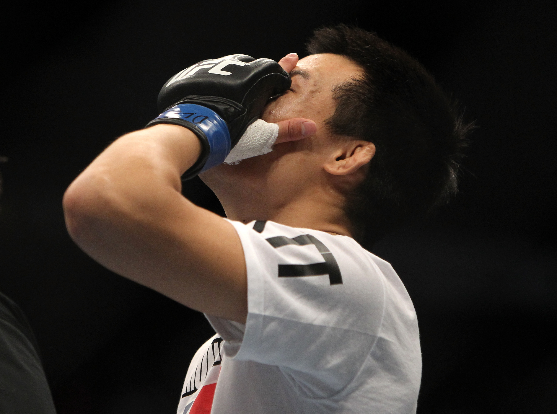 UFC 140: Jones v Machida