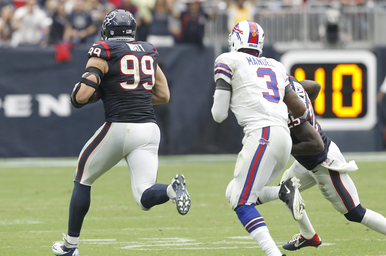 Buffalo Bills v Houston Texans