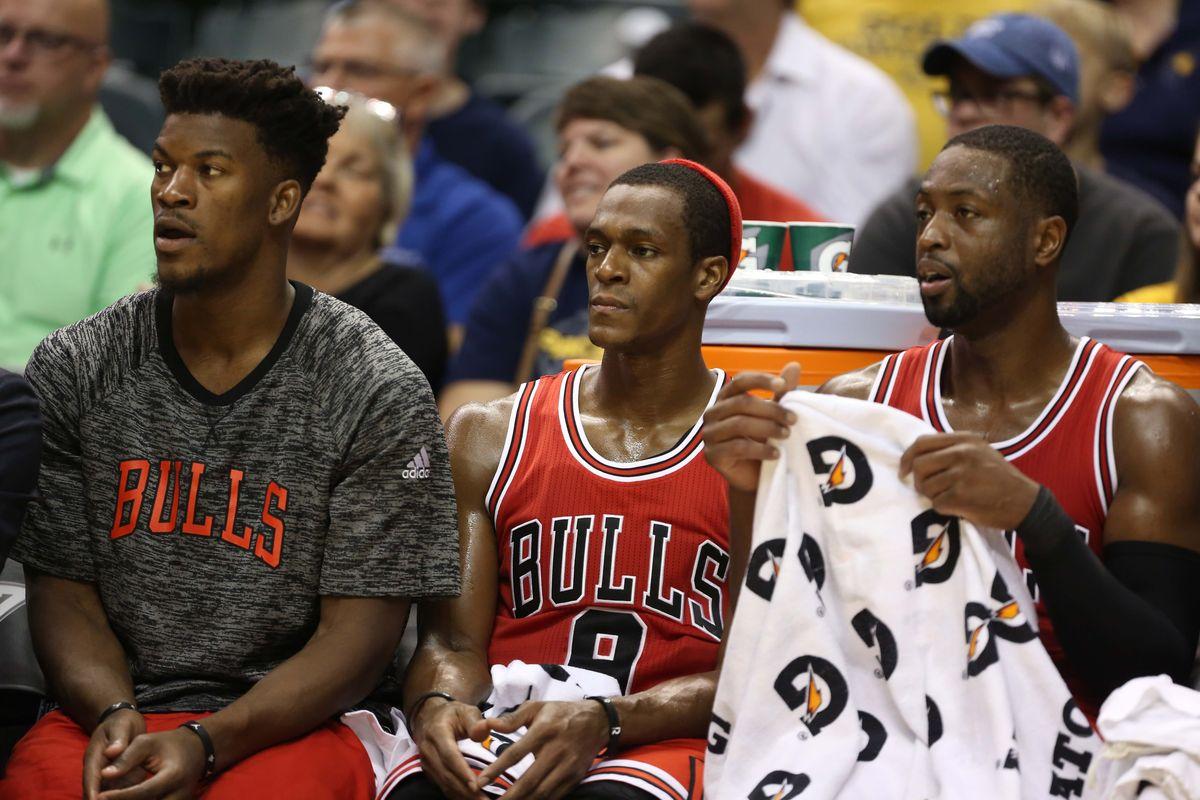 A Rajon Rondo thumb injury? The Bulls know that feeling.