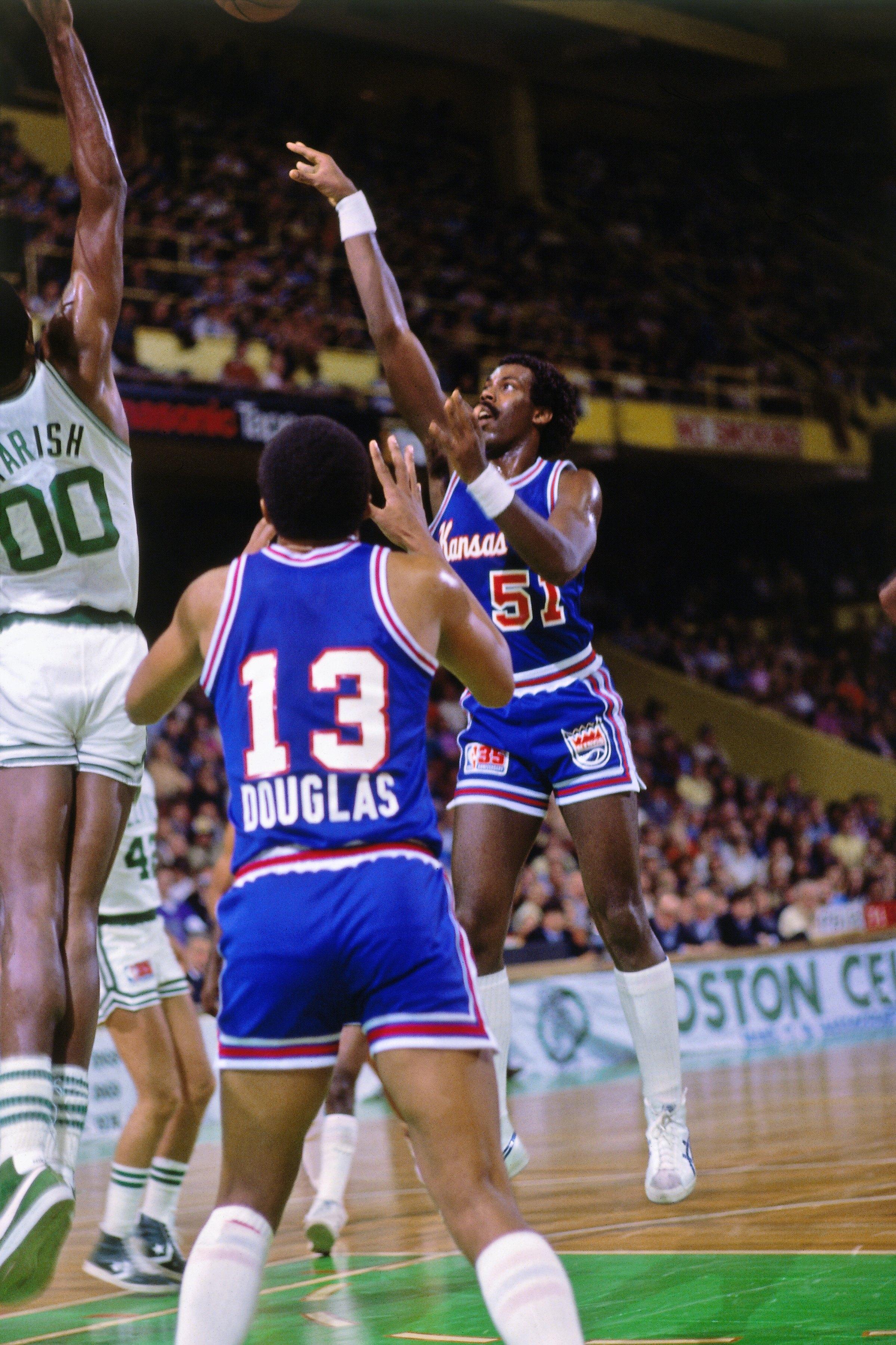 Kansas City Kings vs. Boston Celtics