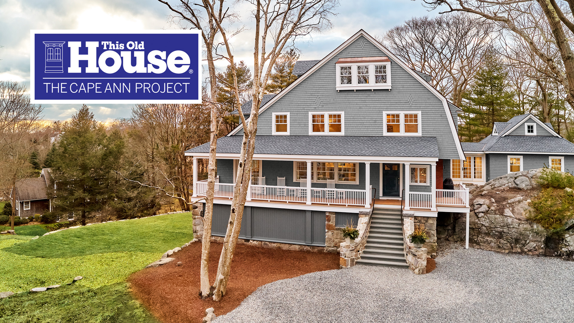 TOH house project in Cape Ann