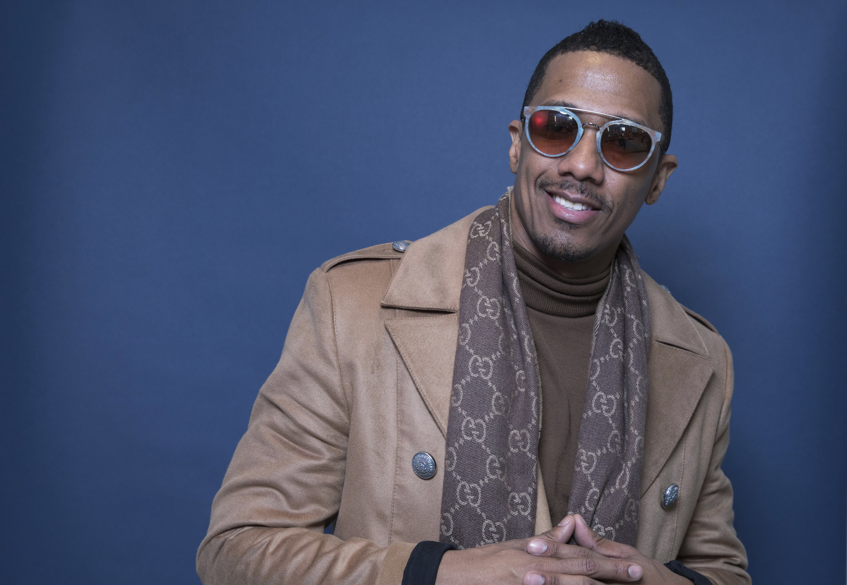 "In this Dec. 10, 2018, file photo Nick Cannon poses for a portrait in New York. Cannon's ""hateful speech"" and anti-Semitic conspiracy theories led ViacomCBS to cut ties with the performer, the media giant said. ""ViacomCBS condemns bigotry of any kind and we categorically denounce all forms of anti-Semitism,"" the company said in a statement Tuesday, July 14, 2020."