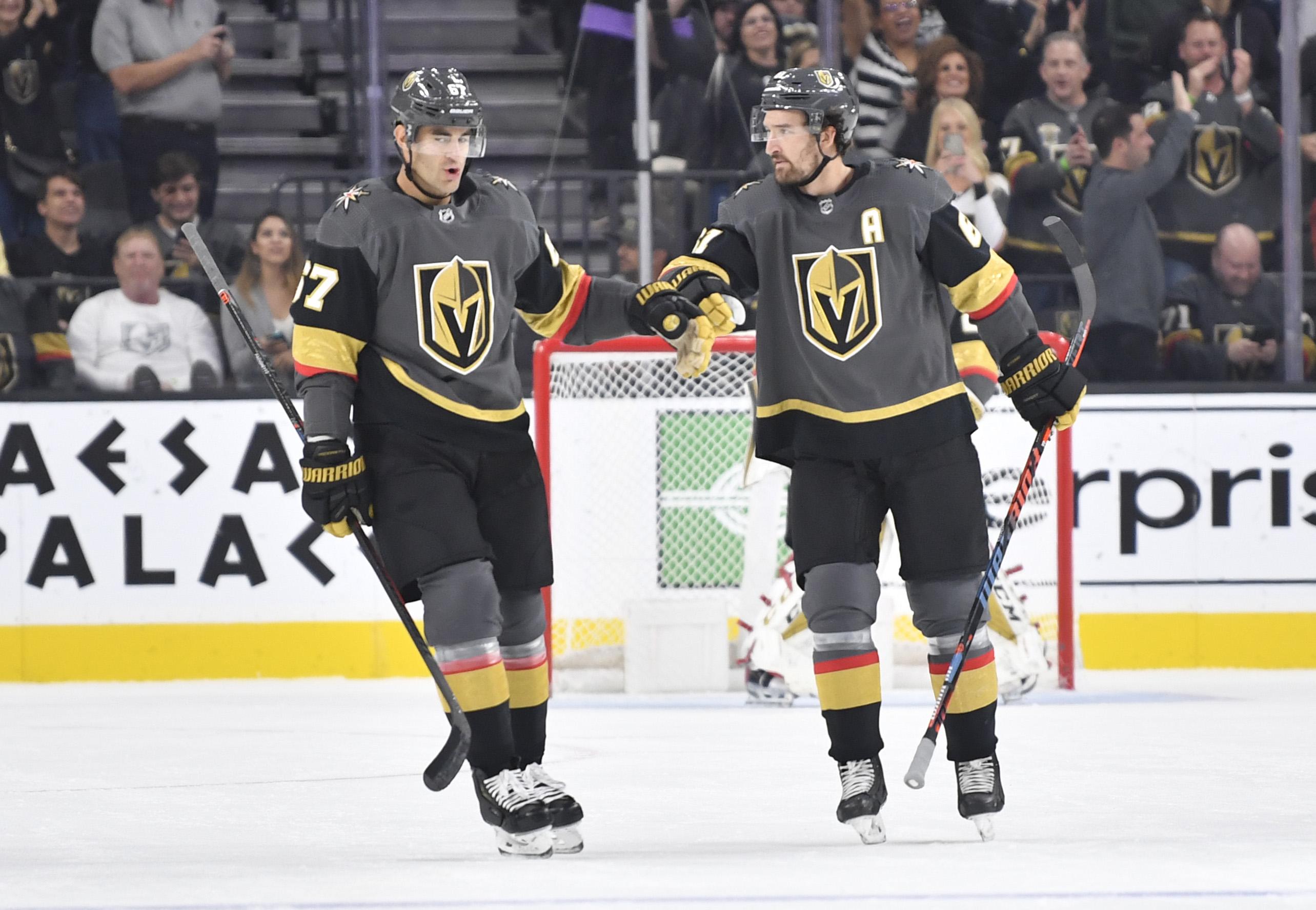 Nashville Predators v Vegas Golden Knights