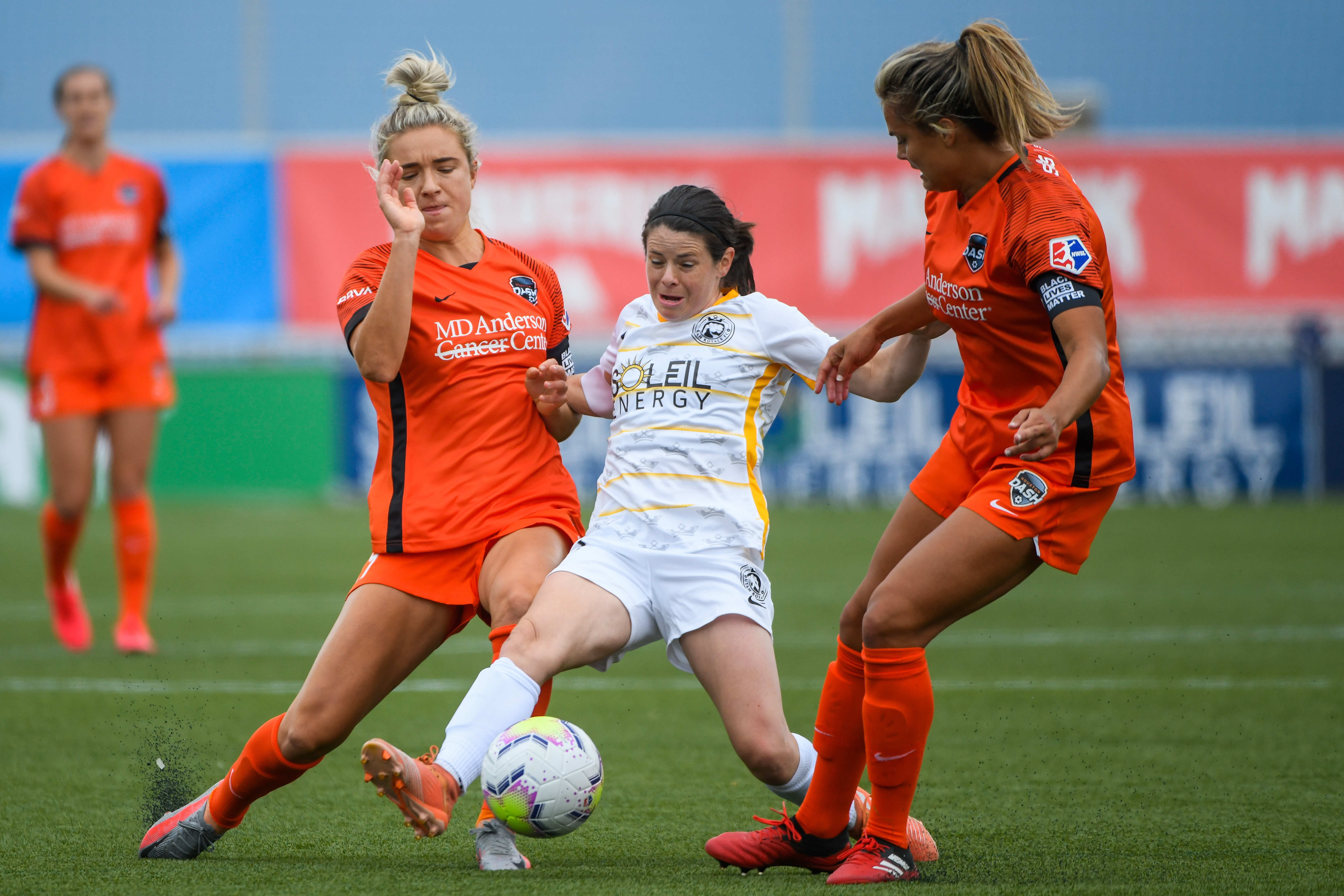 2020 NWSL Challenge Cup - Day 2