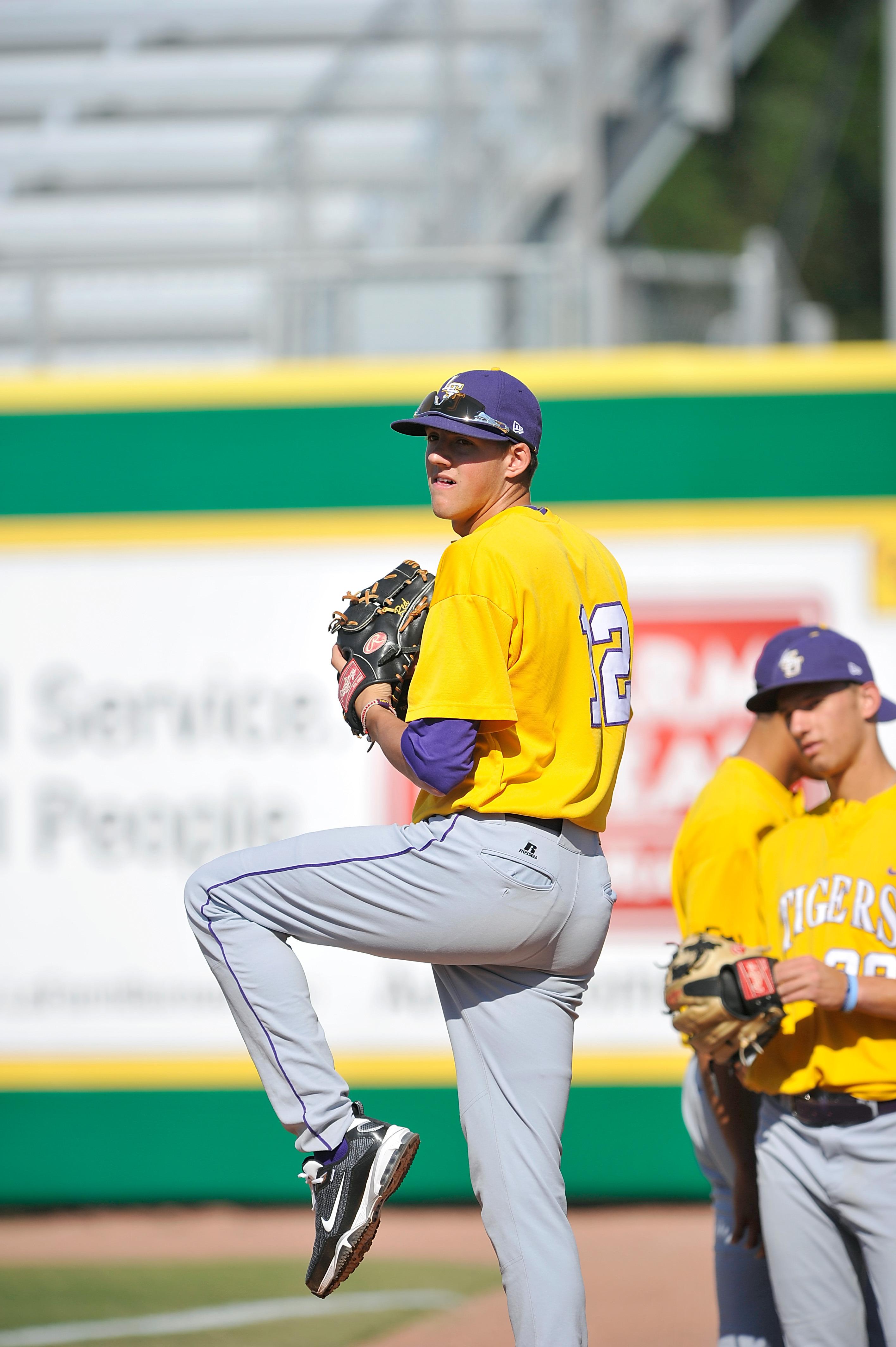 Louisiana State University Tigers Baseball