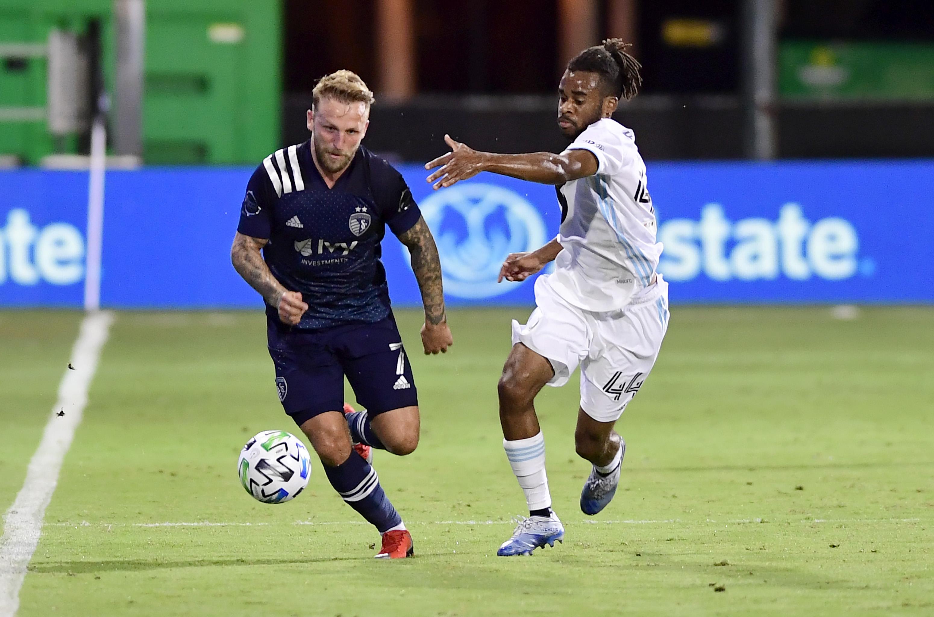 Sporting Kansas City v Minnesota United FC - MLS Is Back Tournament