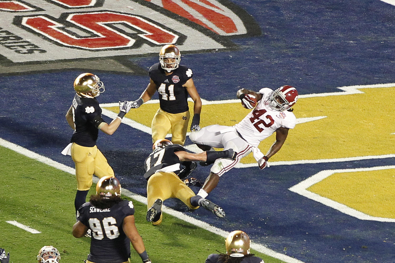 Discover BCS National Championship Game - Notre Dame v Alabama