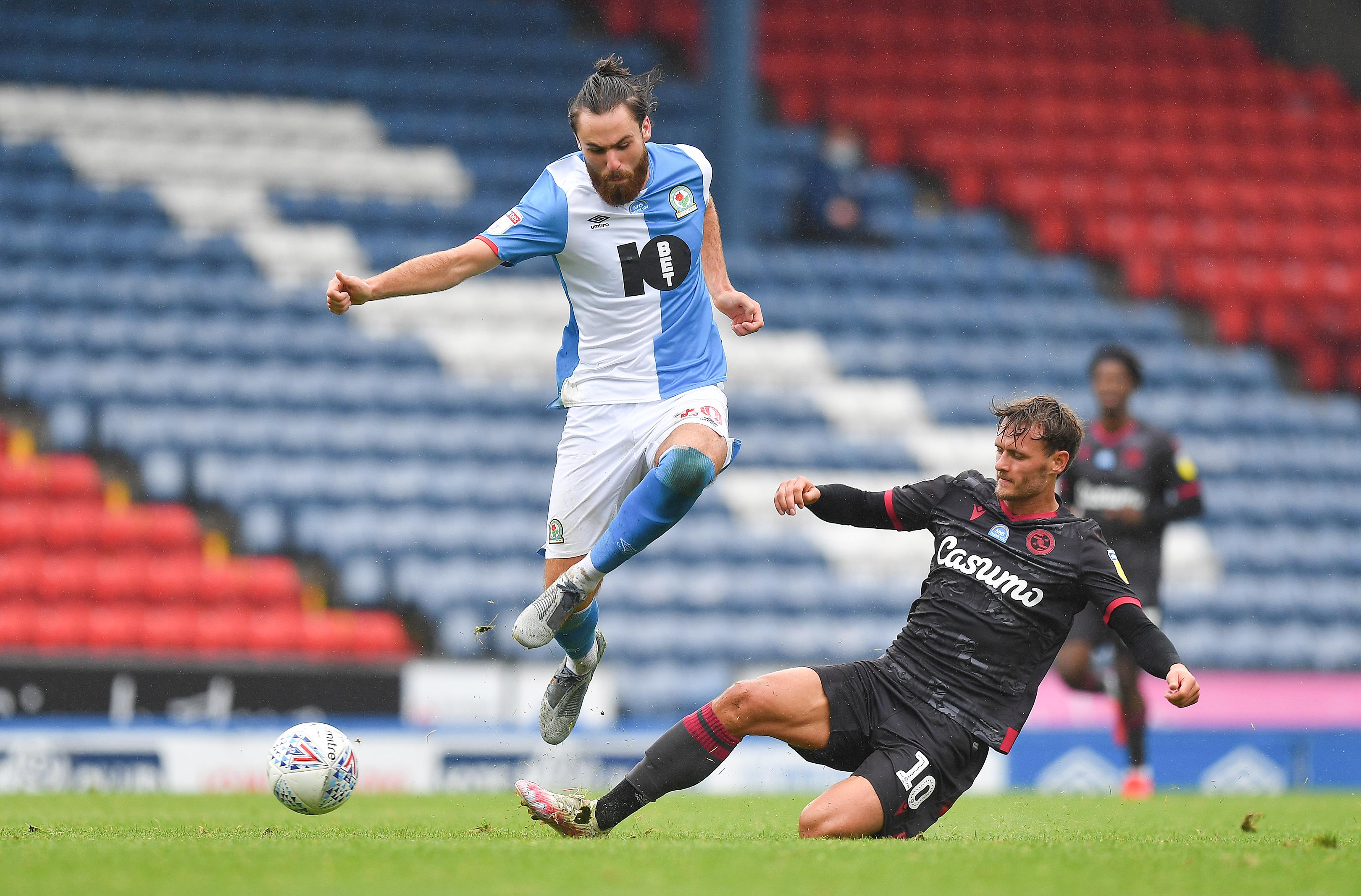 Blackburn Rovers v Reading - Sky Bet Championship