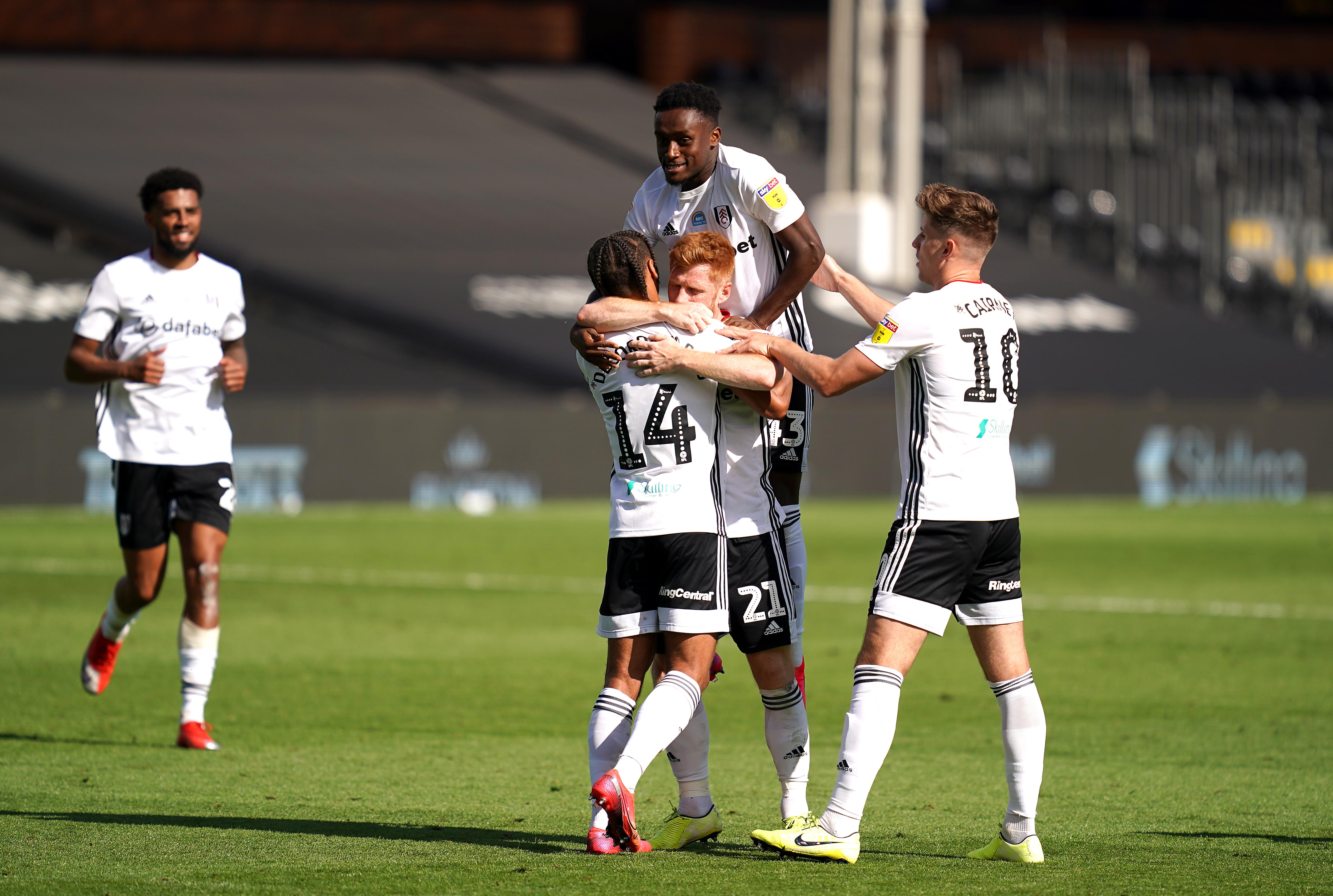 Fulham v Sheffield Wednesday - Sky Bet Championship - Craven Cottage