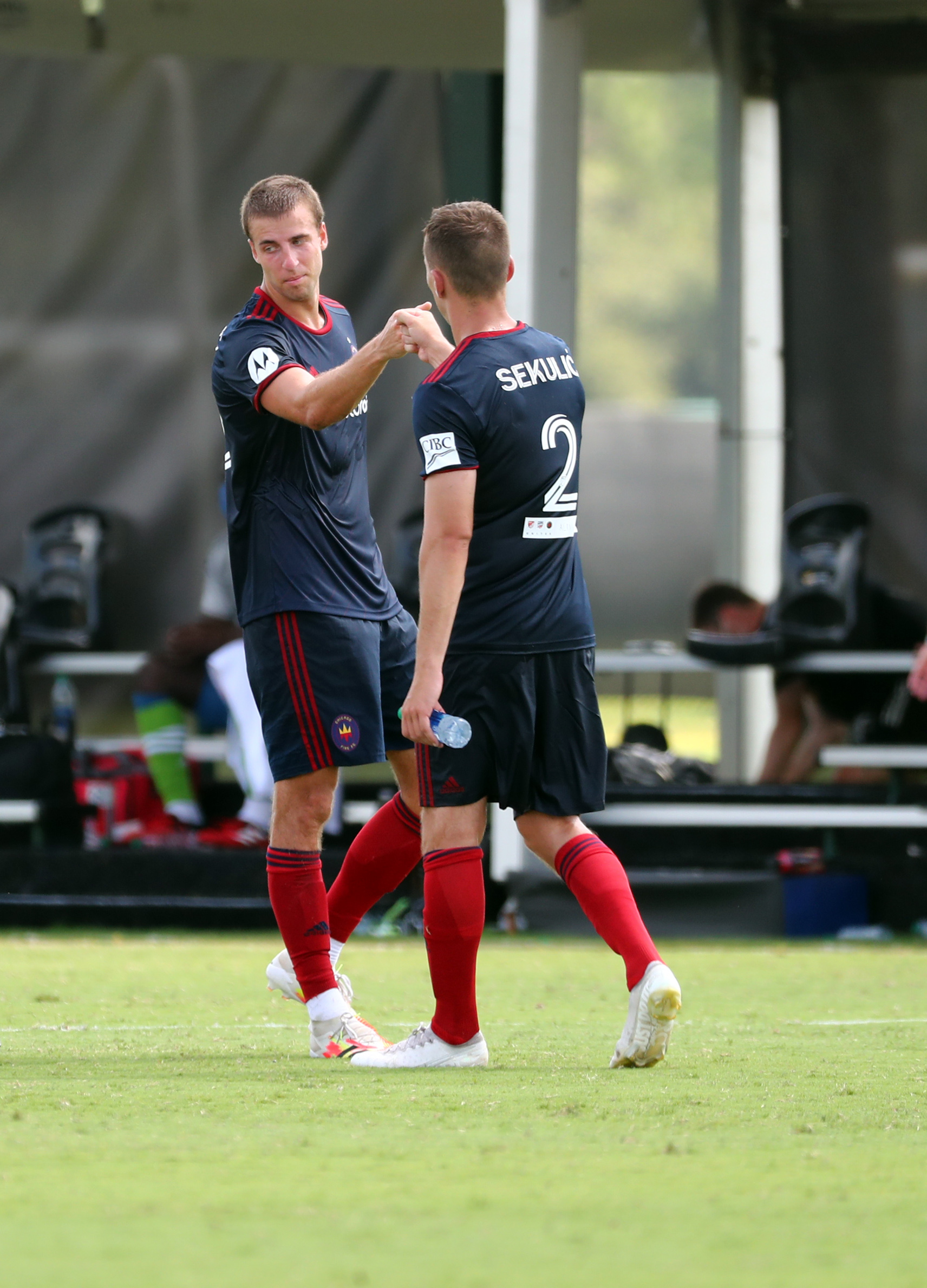 MLS: Seattle Sounders FC at Chicago Fire