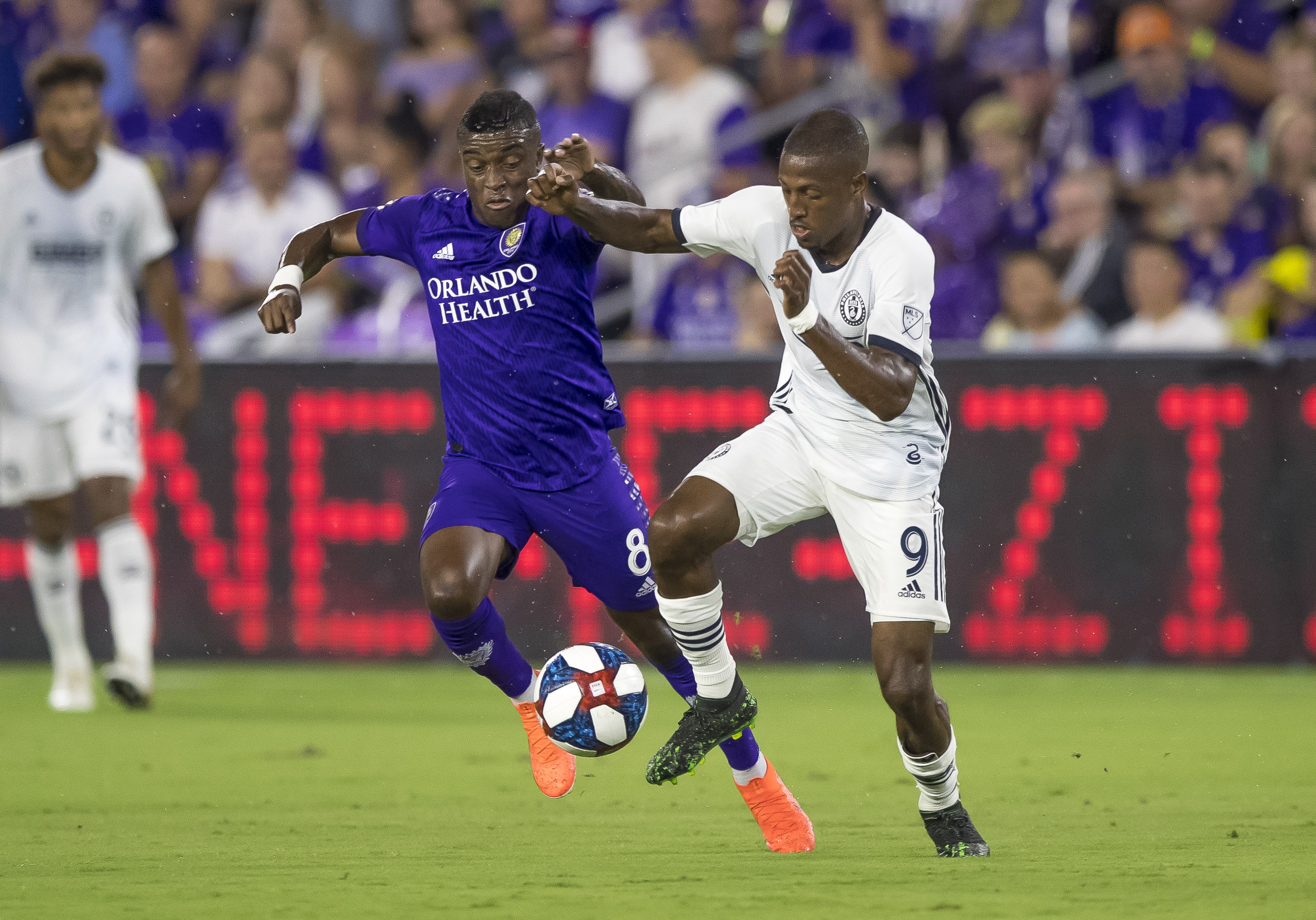 SOCCER: JUL 03 MLS - Philadelphia Union at Orlando City SC