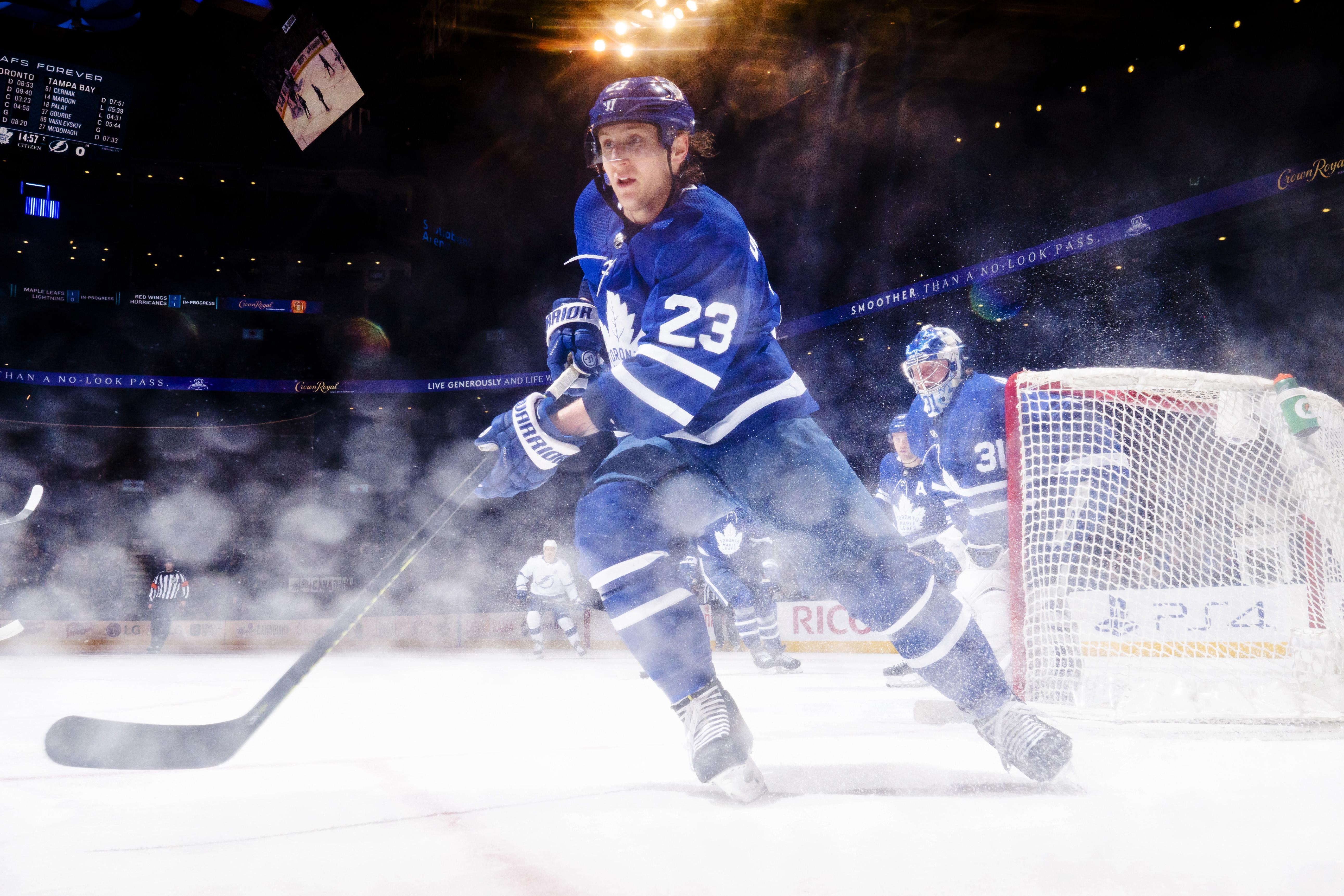 Tampa Bay Lightning v Toronto Maple Leafs