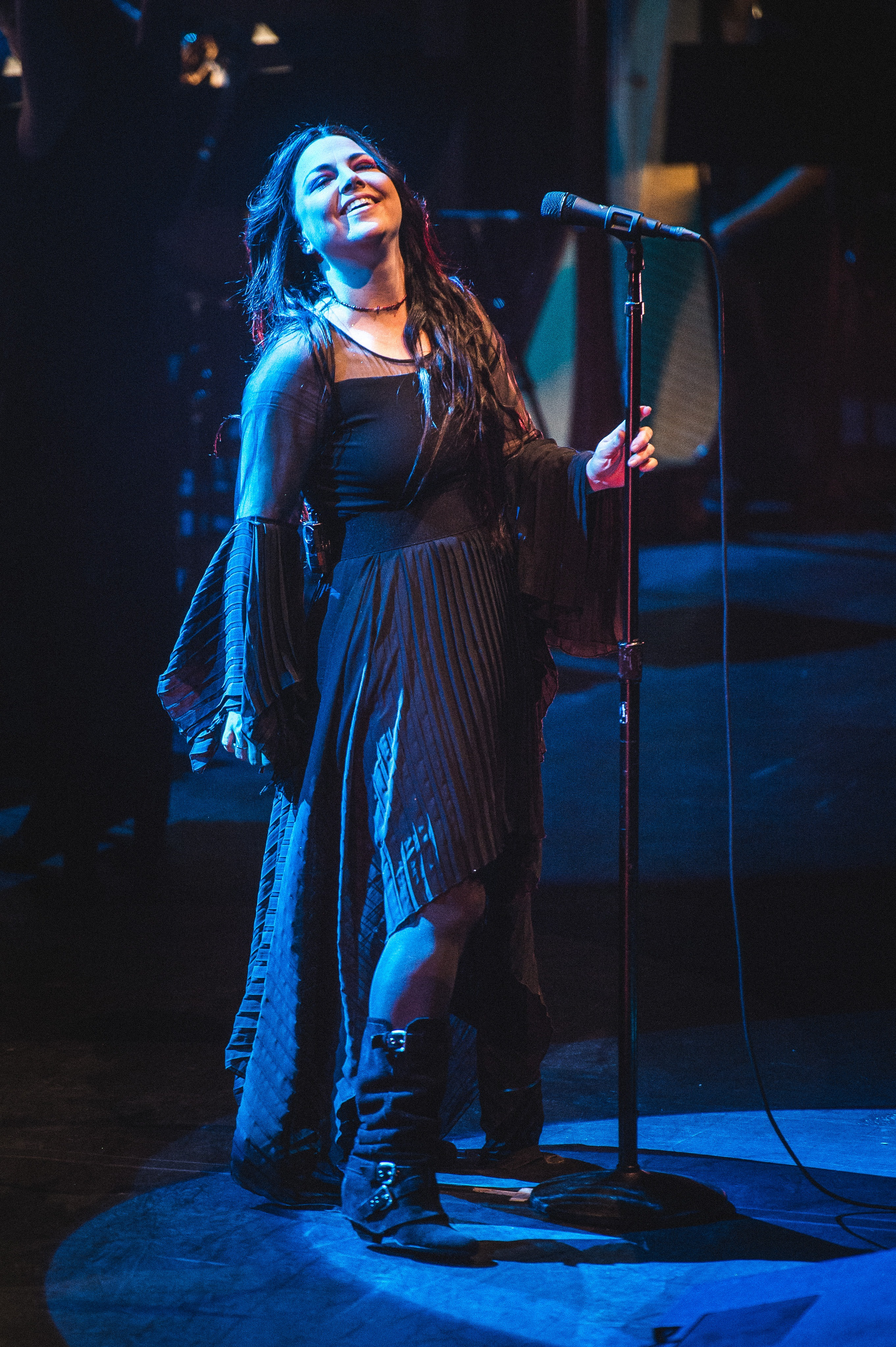 Evanescence Performs At Royal Festival Hall London