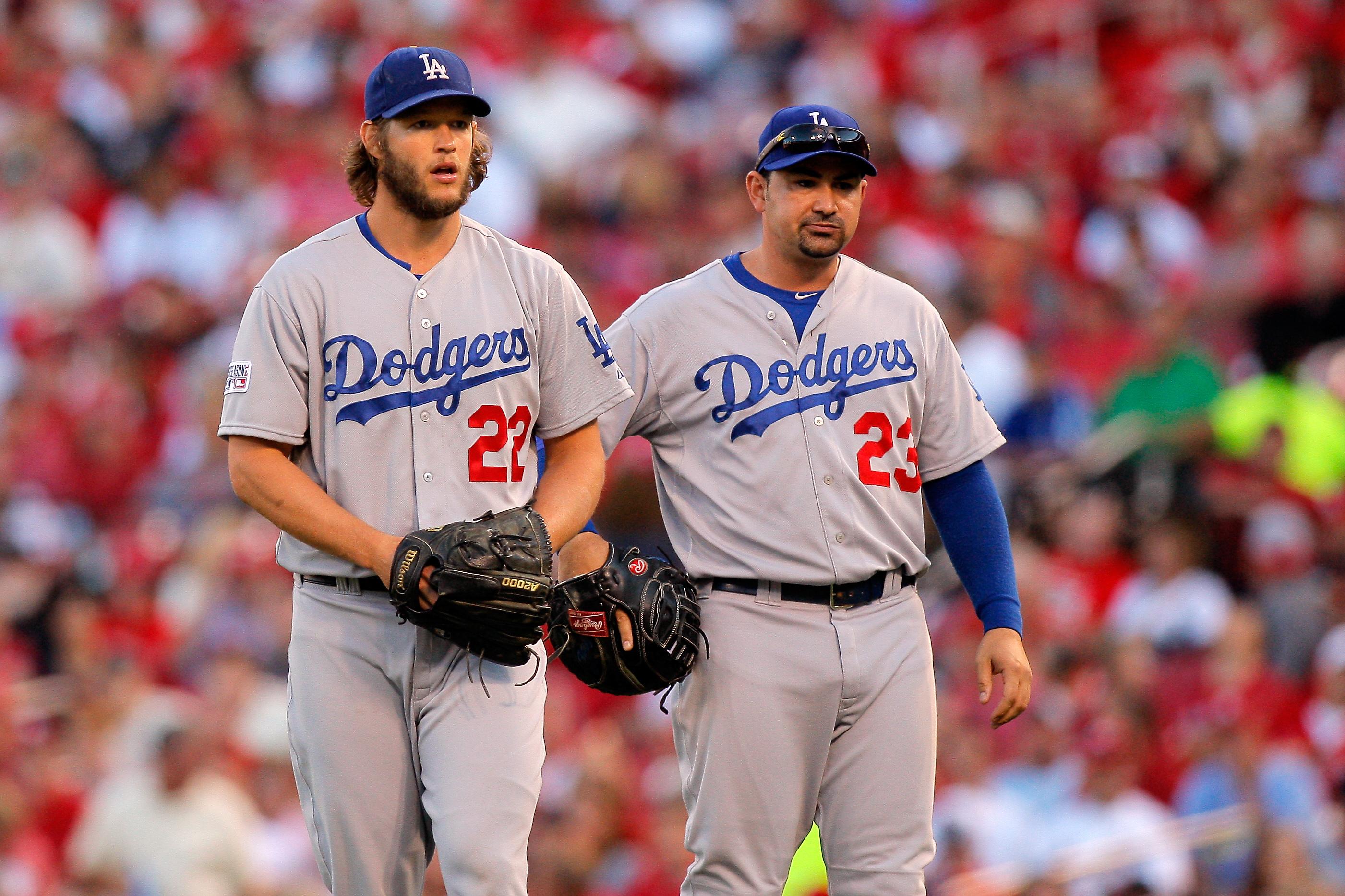 MLB: OCT 07 NLDS - Dodgers at Cardinals - Game 4