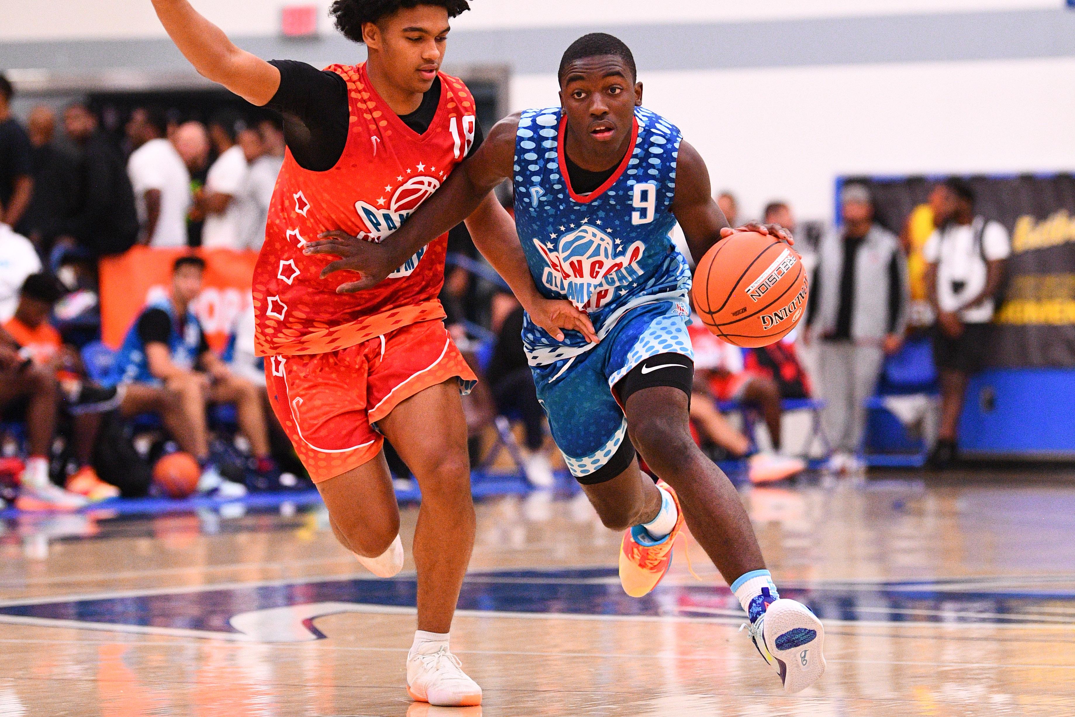 High School Basketball: JUN 02 Pangos All-American Camp