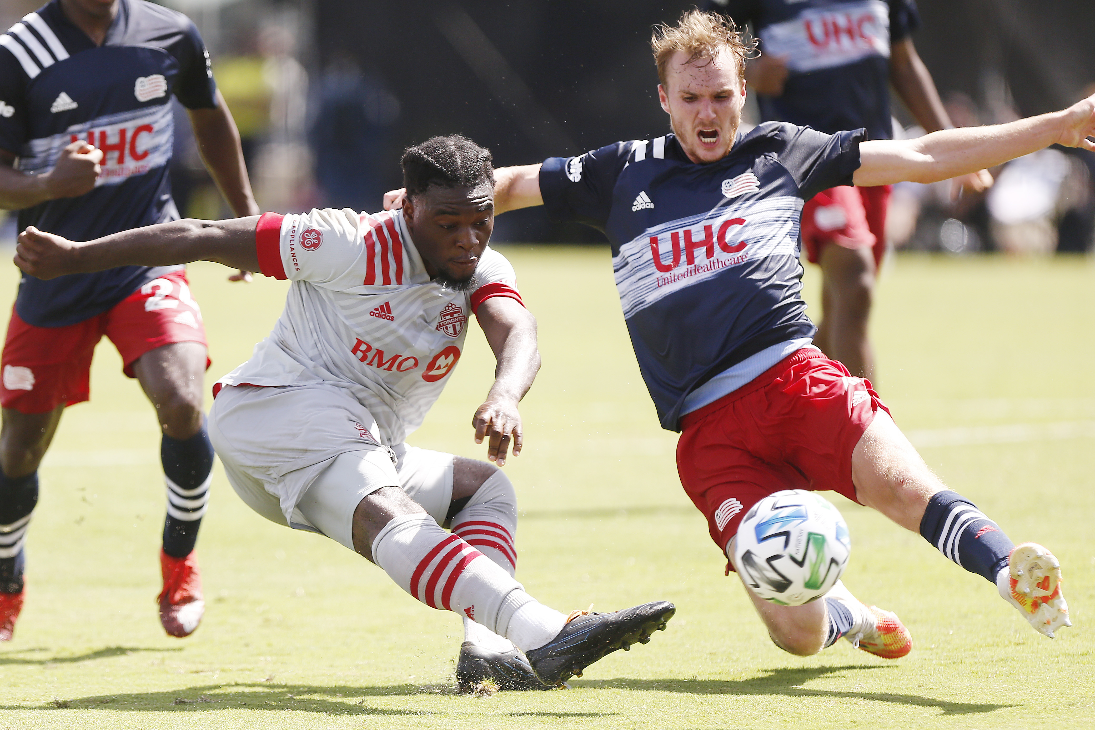Toronto FC v New England Revolution - MLS Is Back Tournament