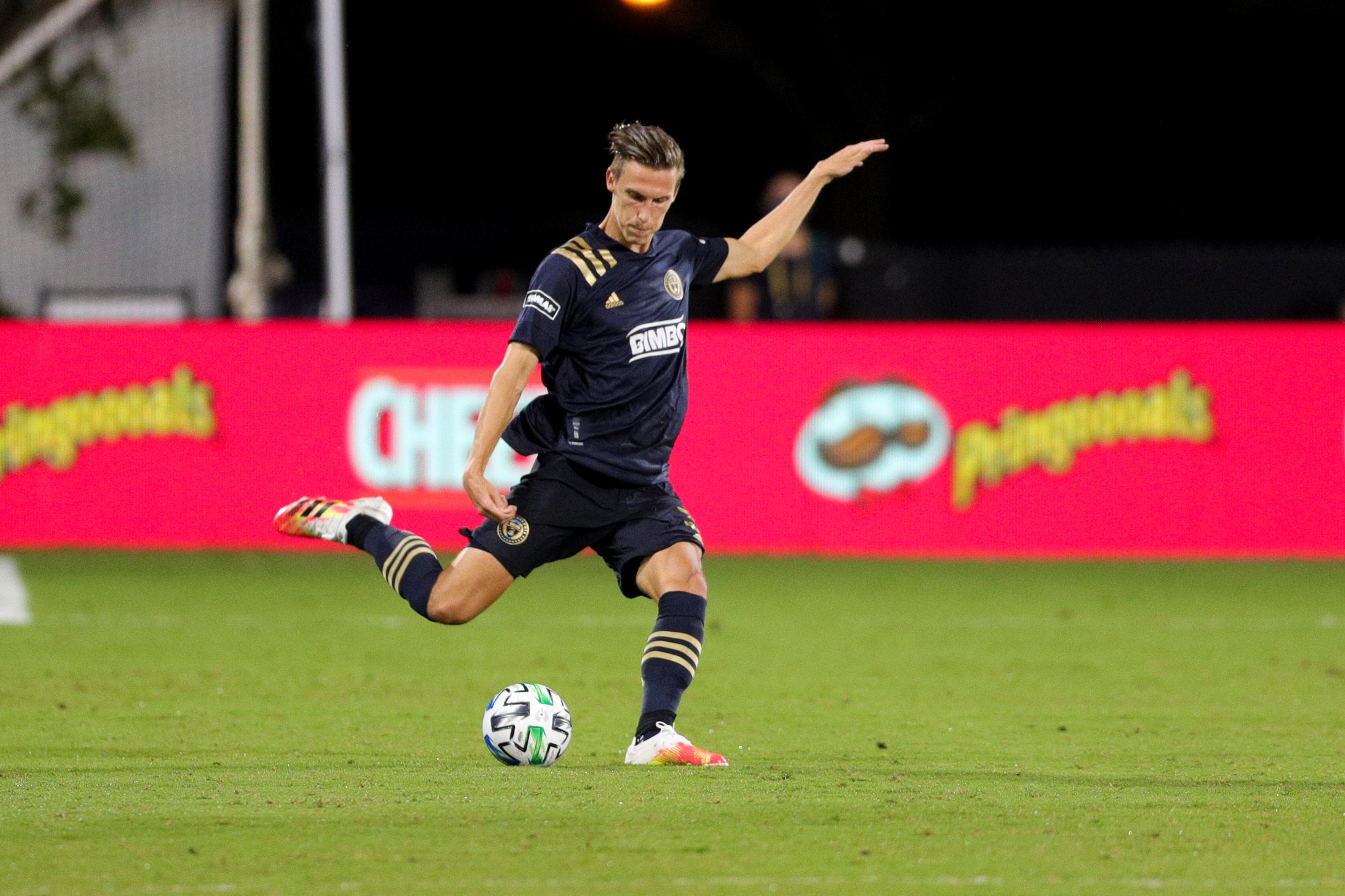 SOCCER: JUL 20 MLS - Orlando City SC v Philadelphia Union
