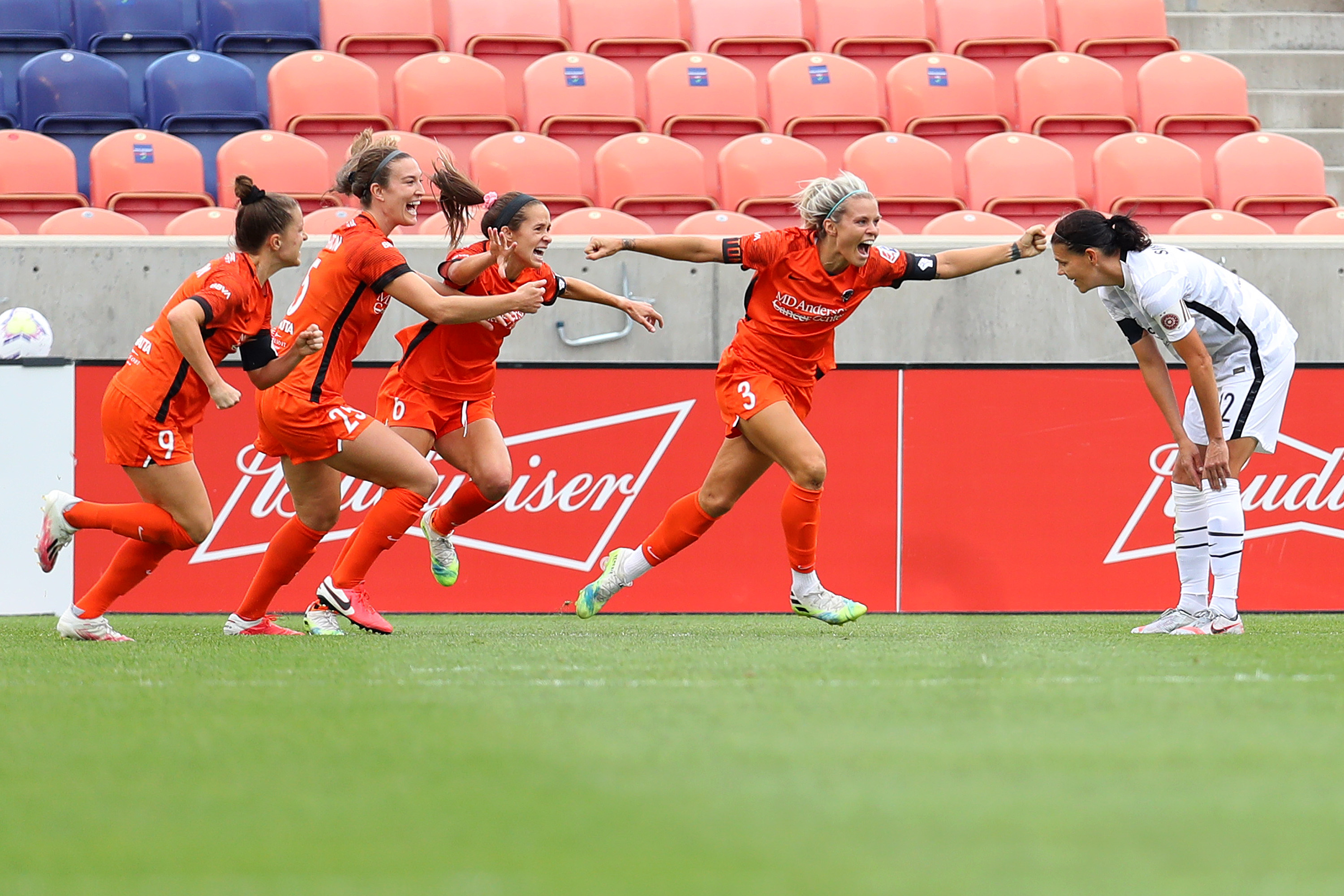 2020 NWSL Challenge Cup - Semifinal - Houston Dash v Portland Thorns FC