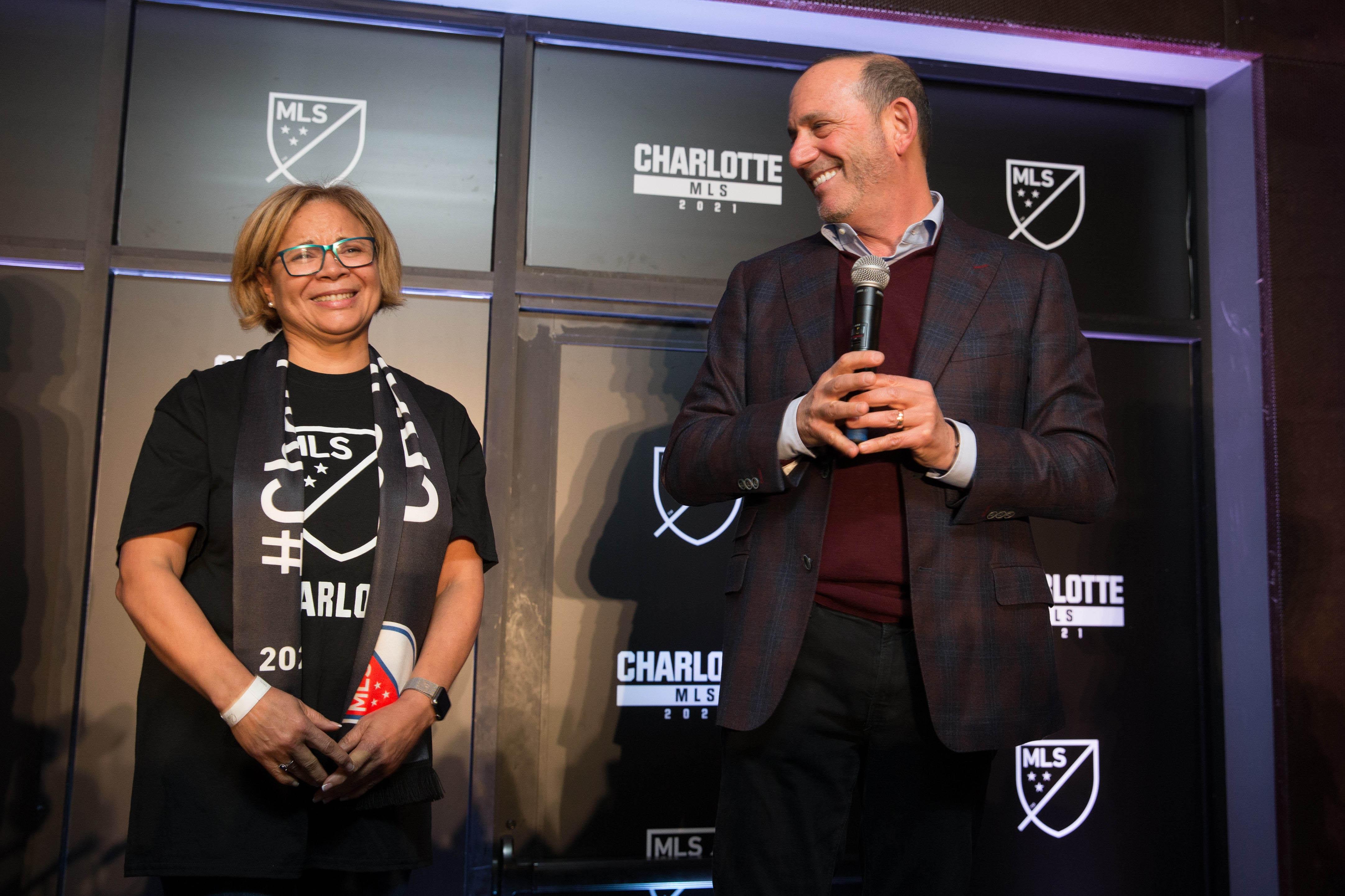 MLS: Charlotte Fan Fest