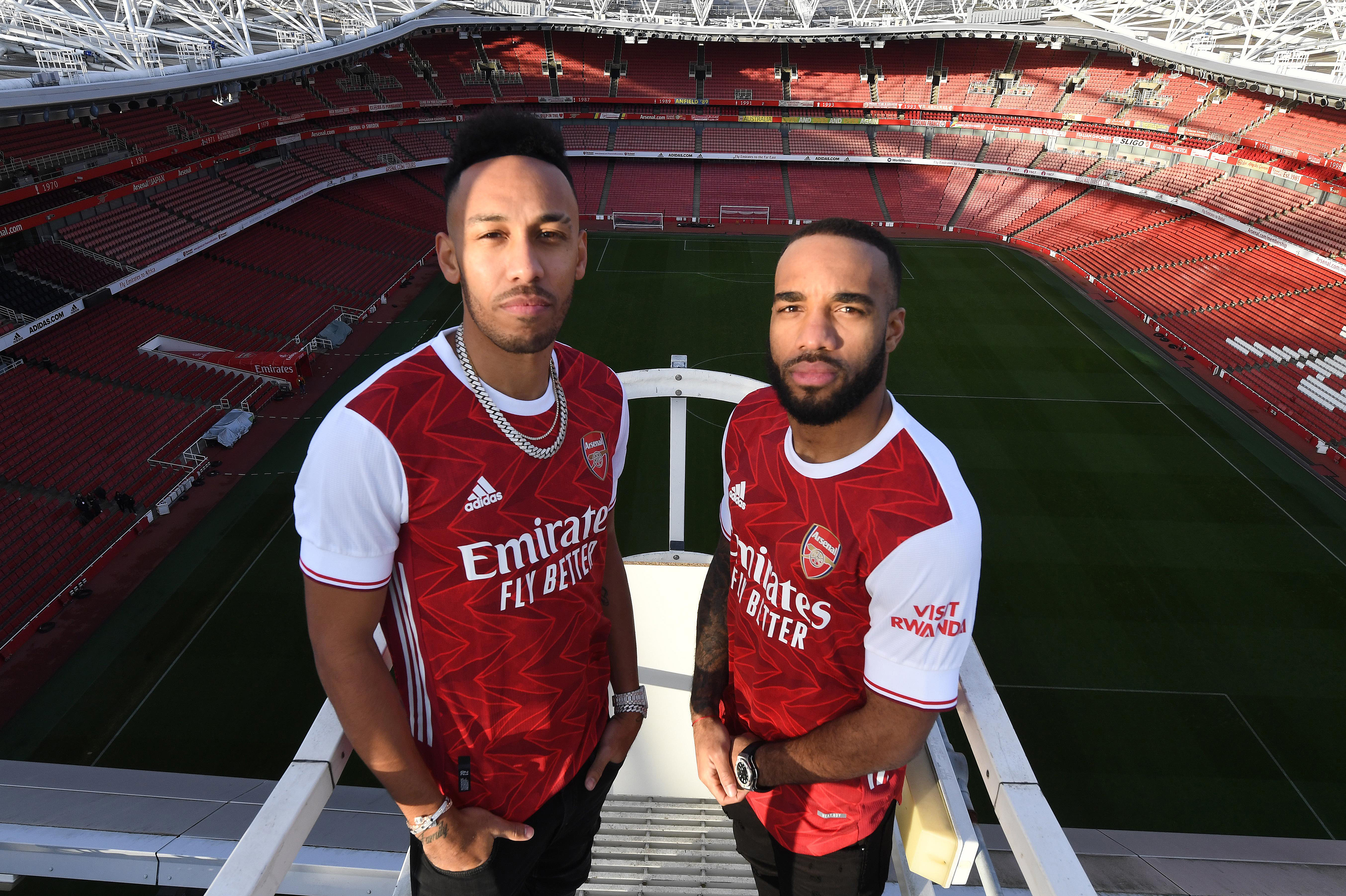Arsenal Launch New Home Kit For 2020/21 Season