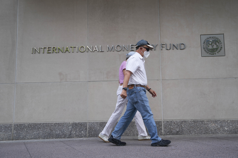 U.S.-WASHINGTON D.C.-IMF-ECONOMY