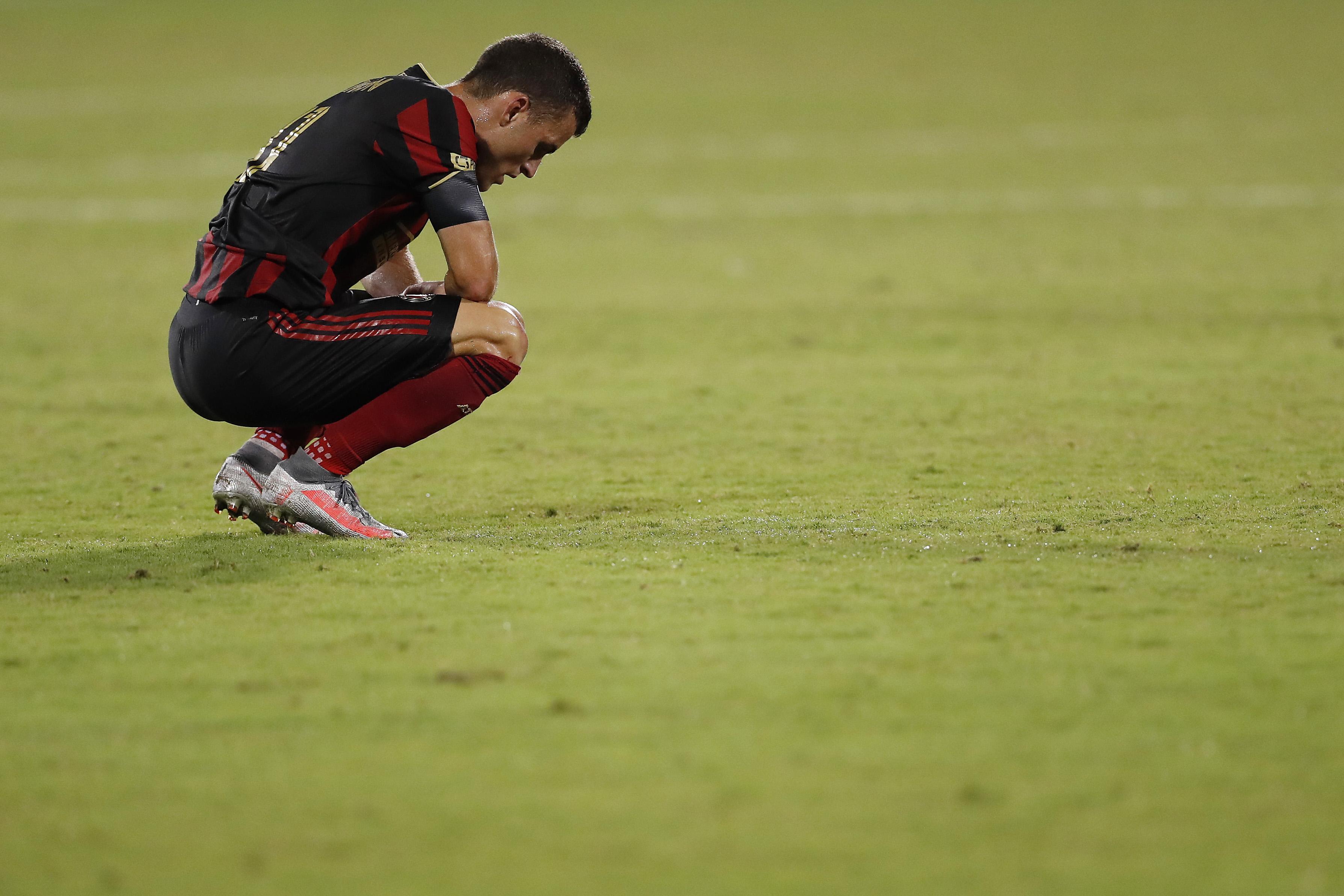 Atlanta United FC v Columbus Crew SC - MLS Is Back Tournament