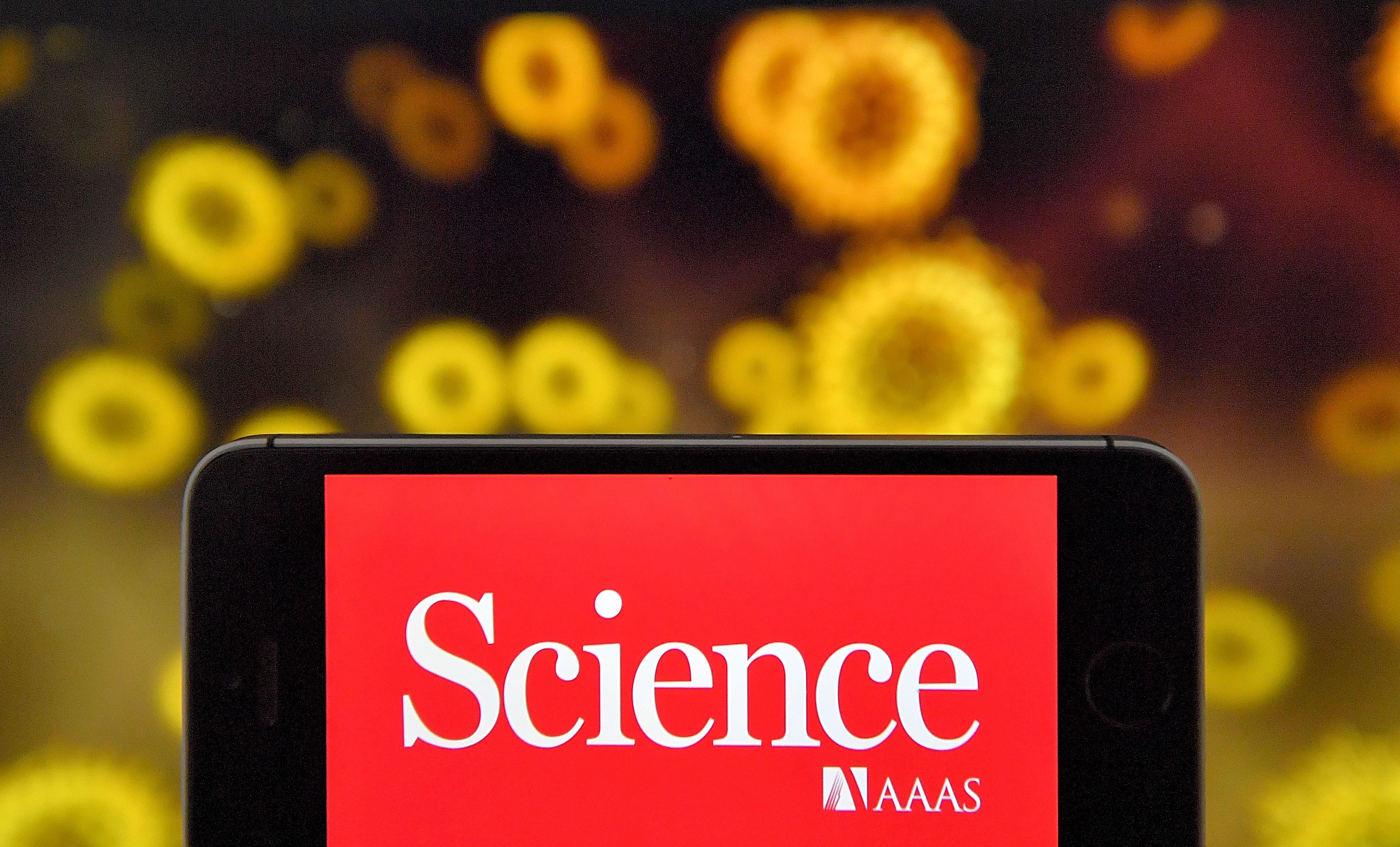 FRANCE-US-SCIENCE-RESEARCH-MAGAZINE-SCIENCE