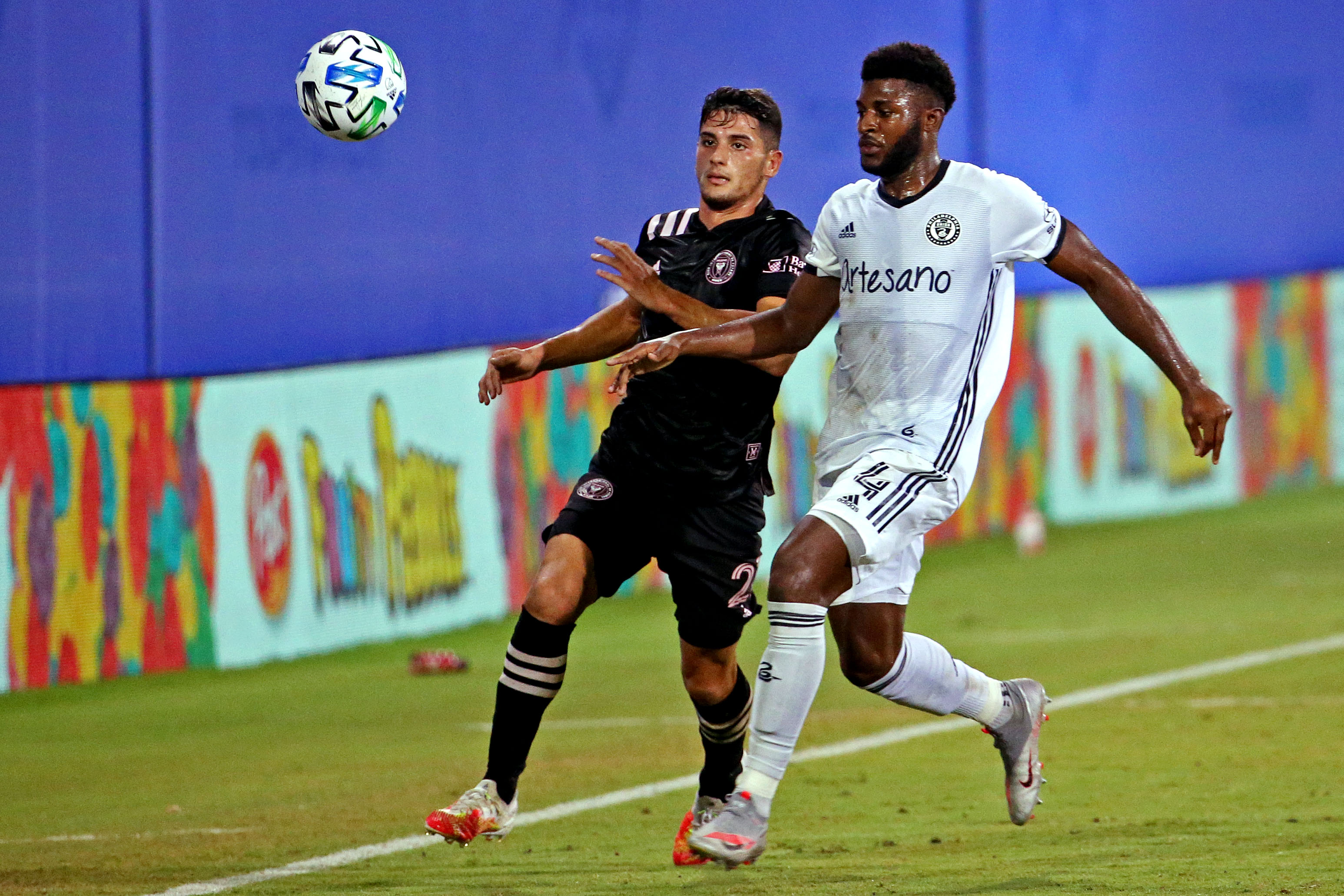 MLS: Inter Miami CF at Philadelphia Union