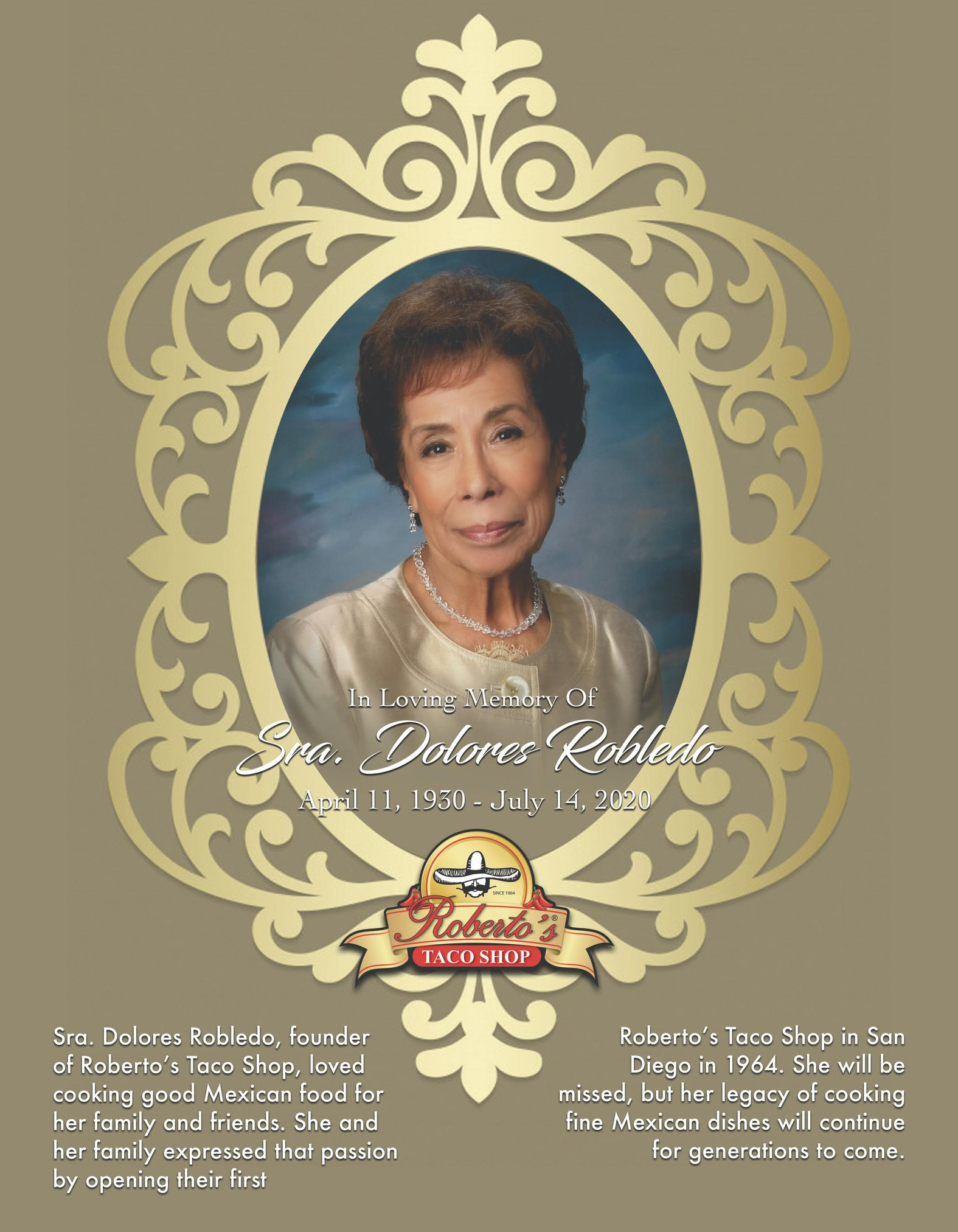 Dolores Robledo