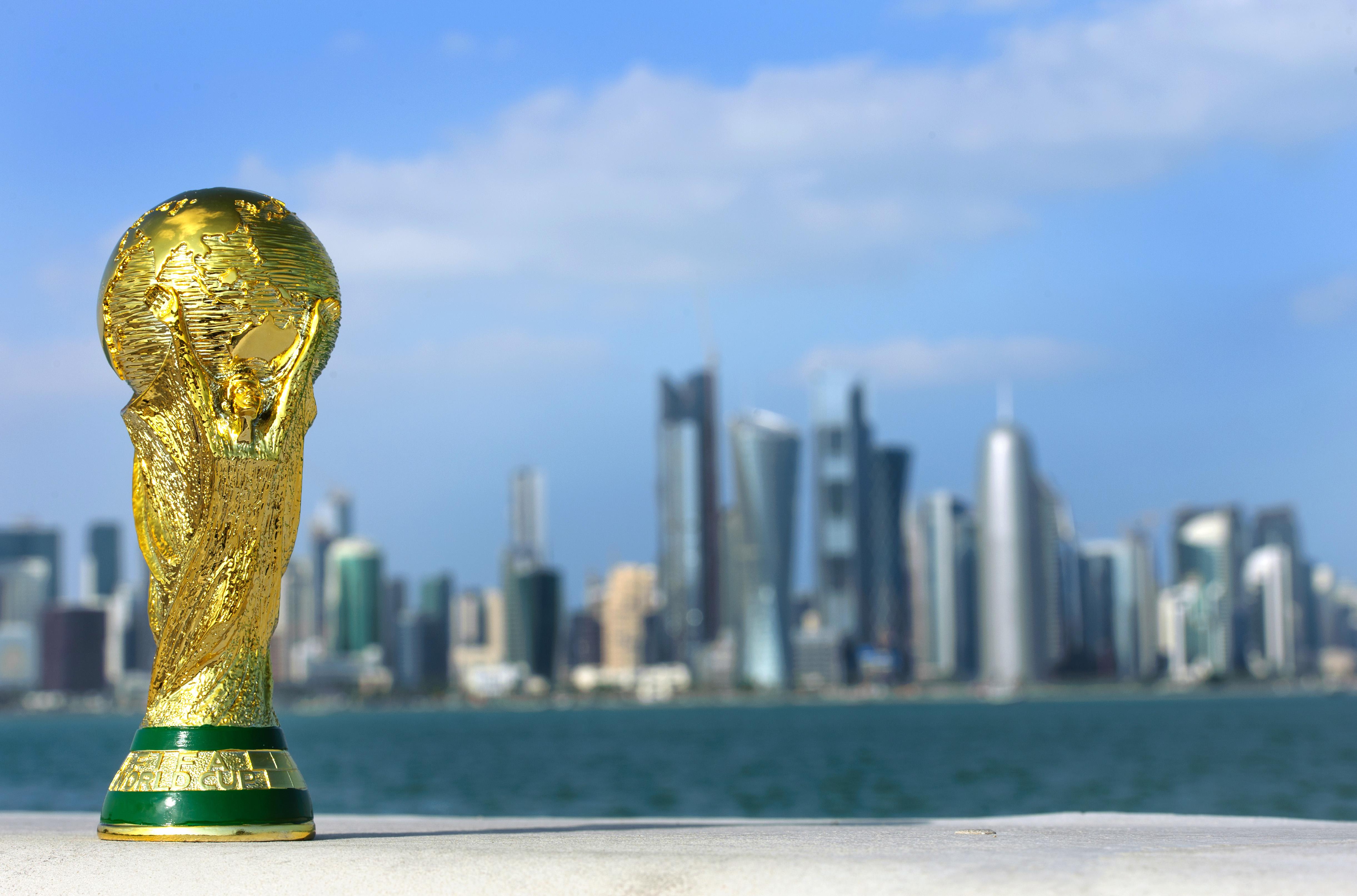 Soccer - Travel - Doha, Qatar - FIFA WORLD CUP 2022