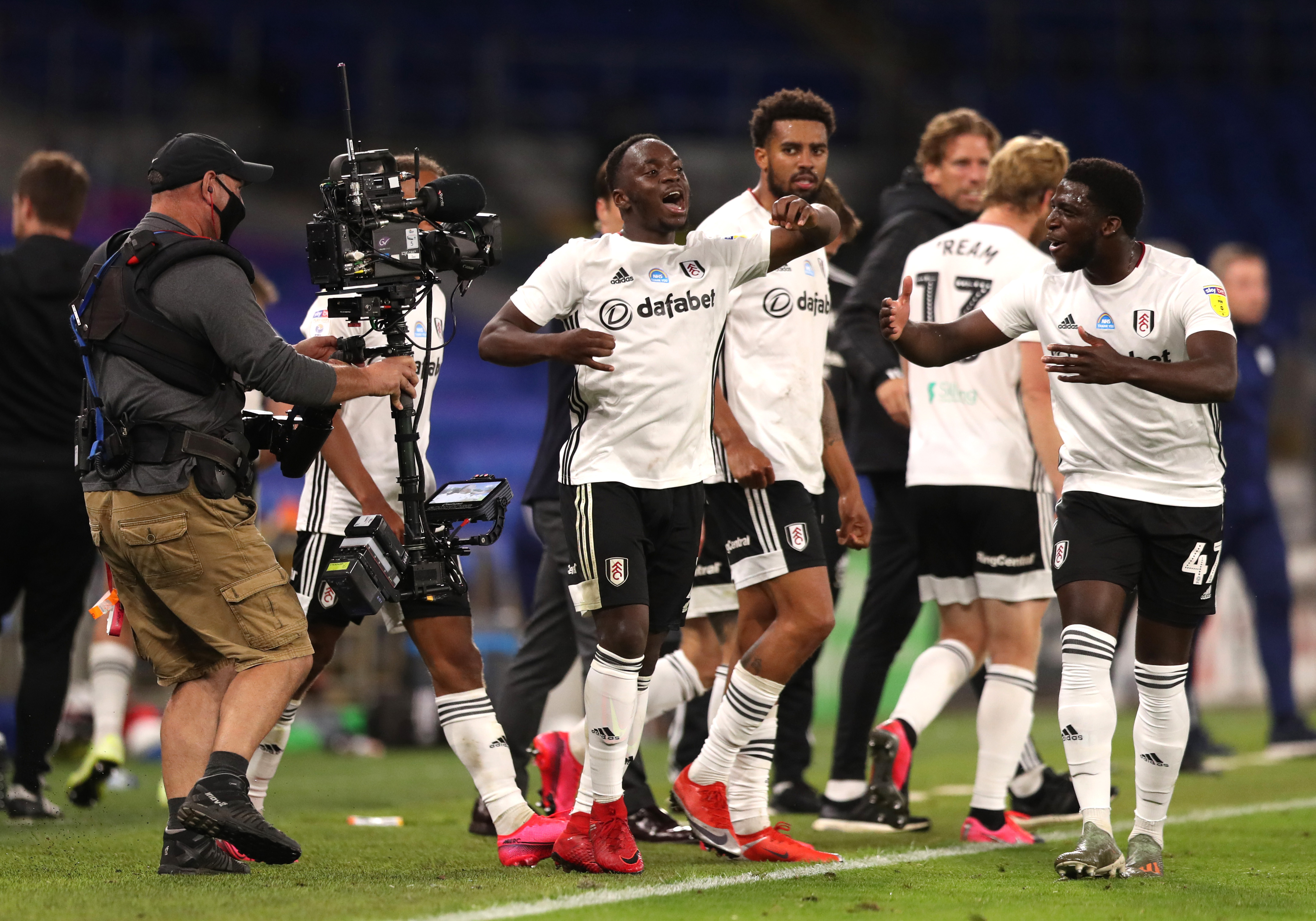Cardiff City v Fulham - Sky Bet Championship Play Off Semi-final 1st Leg
