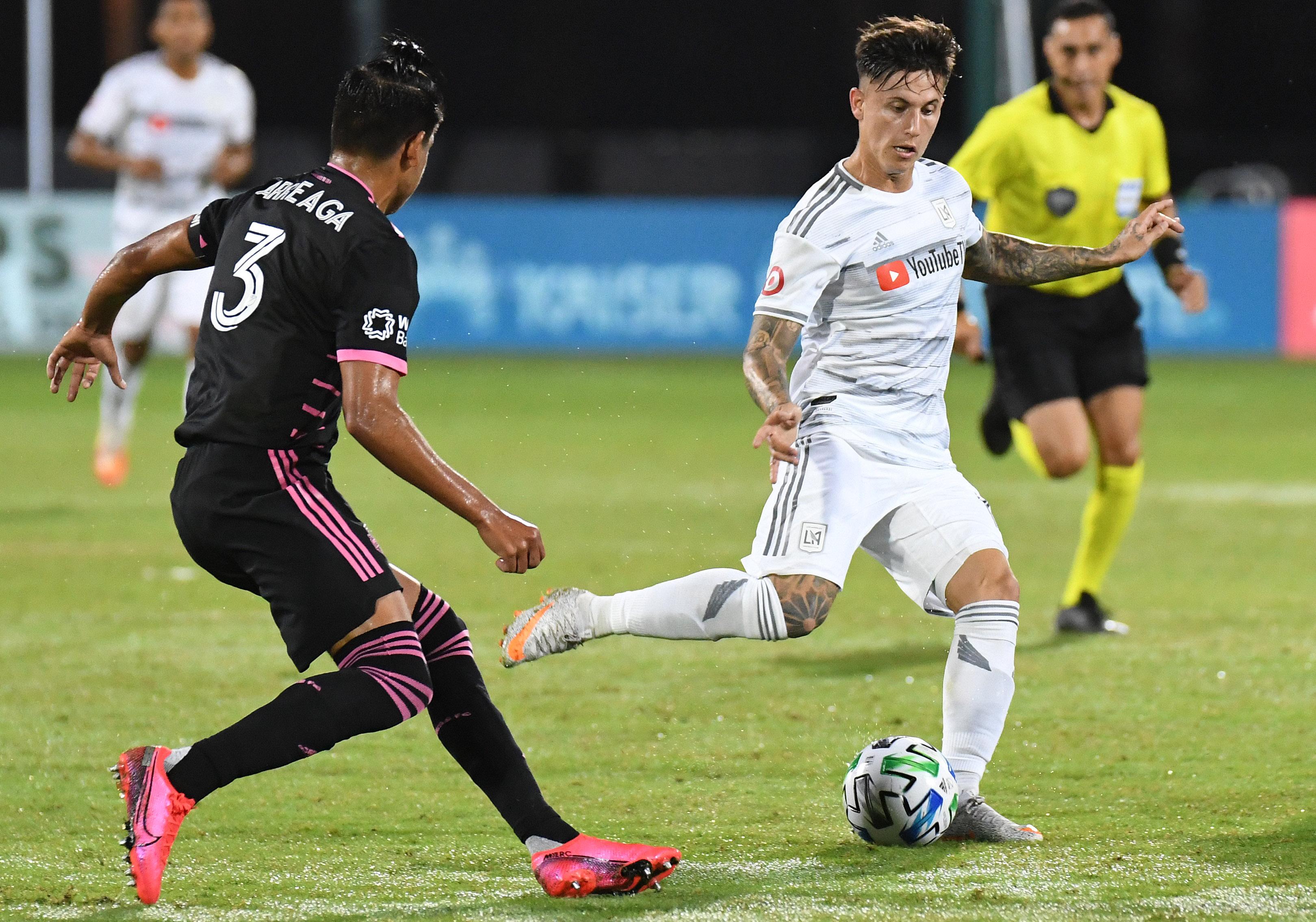 MLS:西雅图海湾人VS LAFC