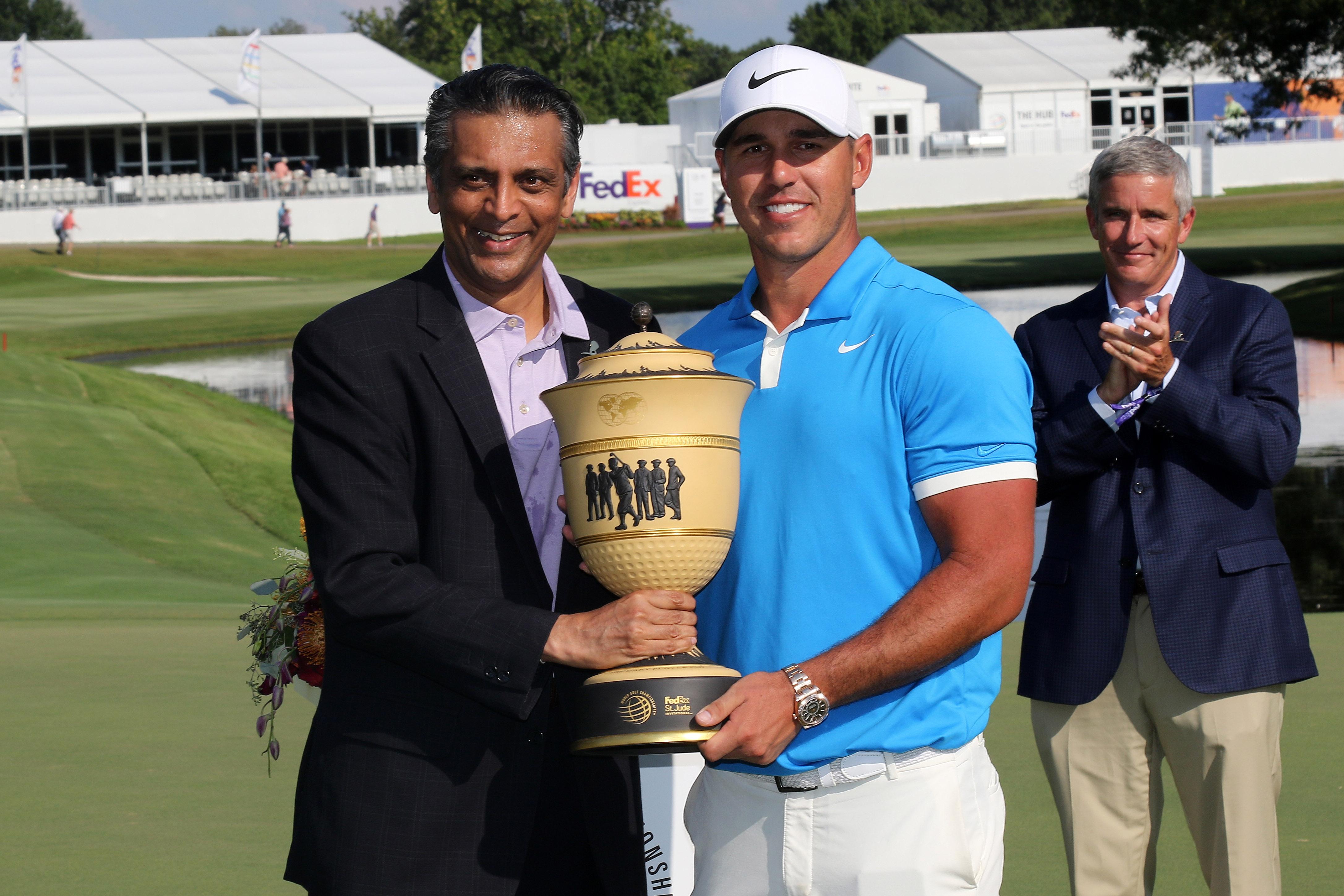 GOLF: JUL 28 PGA - World Golf Championships-FedEx St Jude Invitational