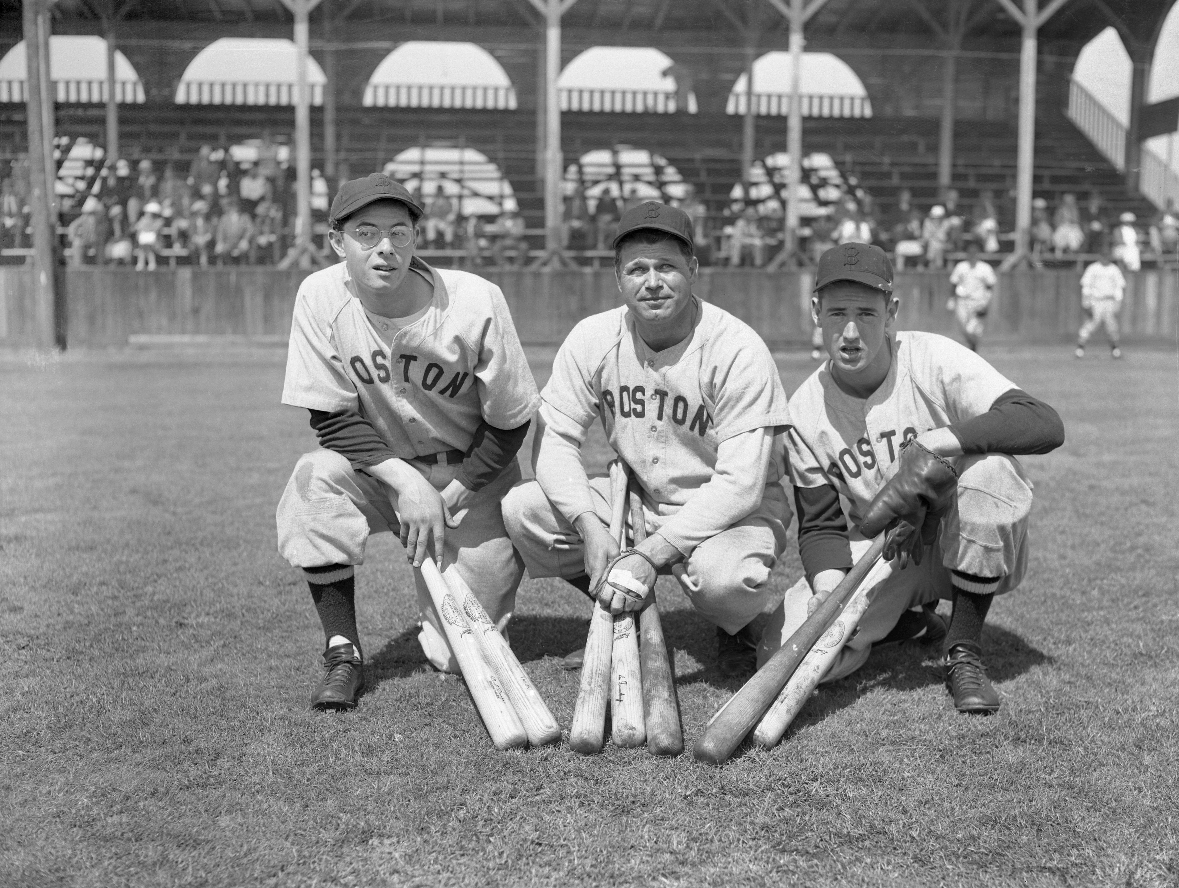 The Red Sox Big Three