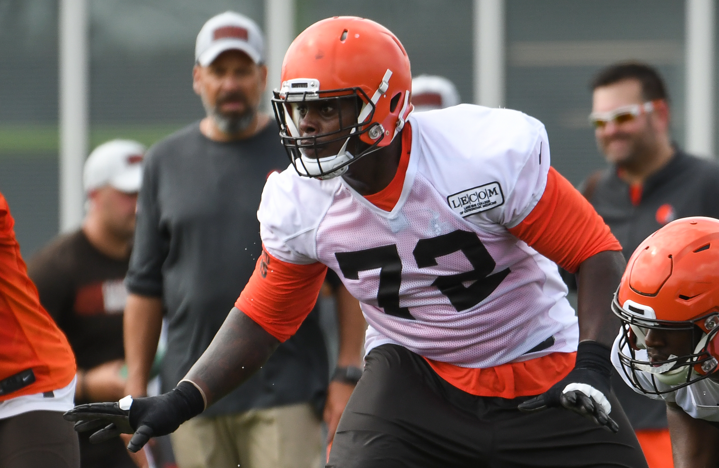 2018 Cleveland Browns Training Camp