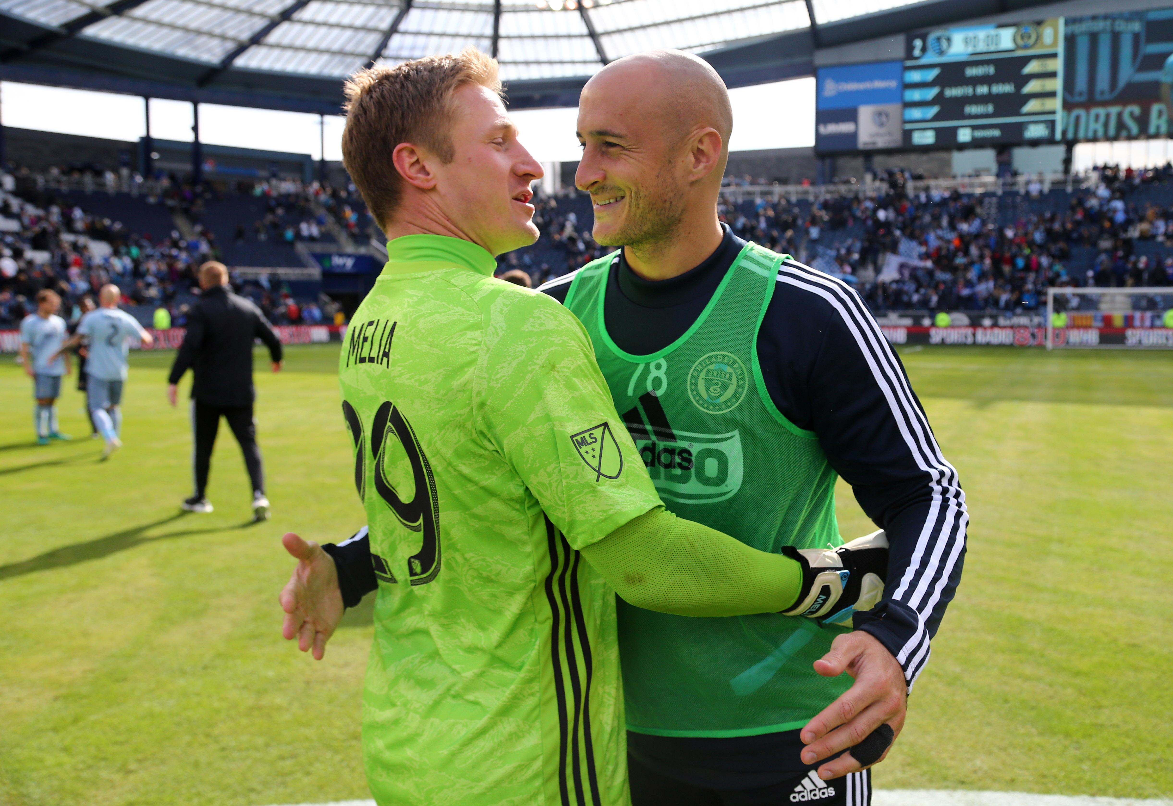 MLS: Philadelphia Union at Sporting Kansas City