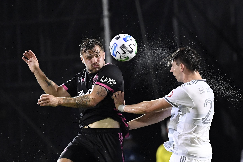 西雅图探测器FC V洛杉矶FC:淘汰赛圆形 -  MLS是返回锦标赛