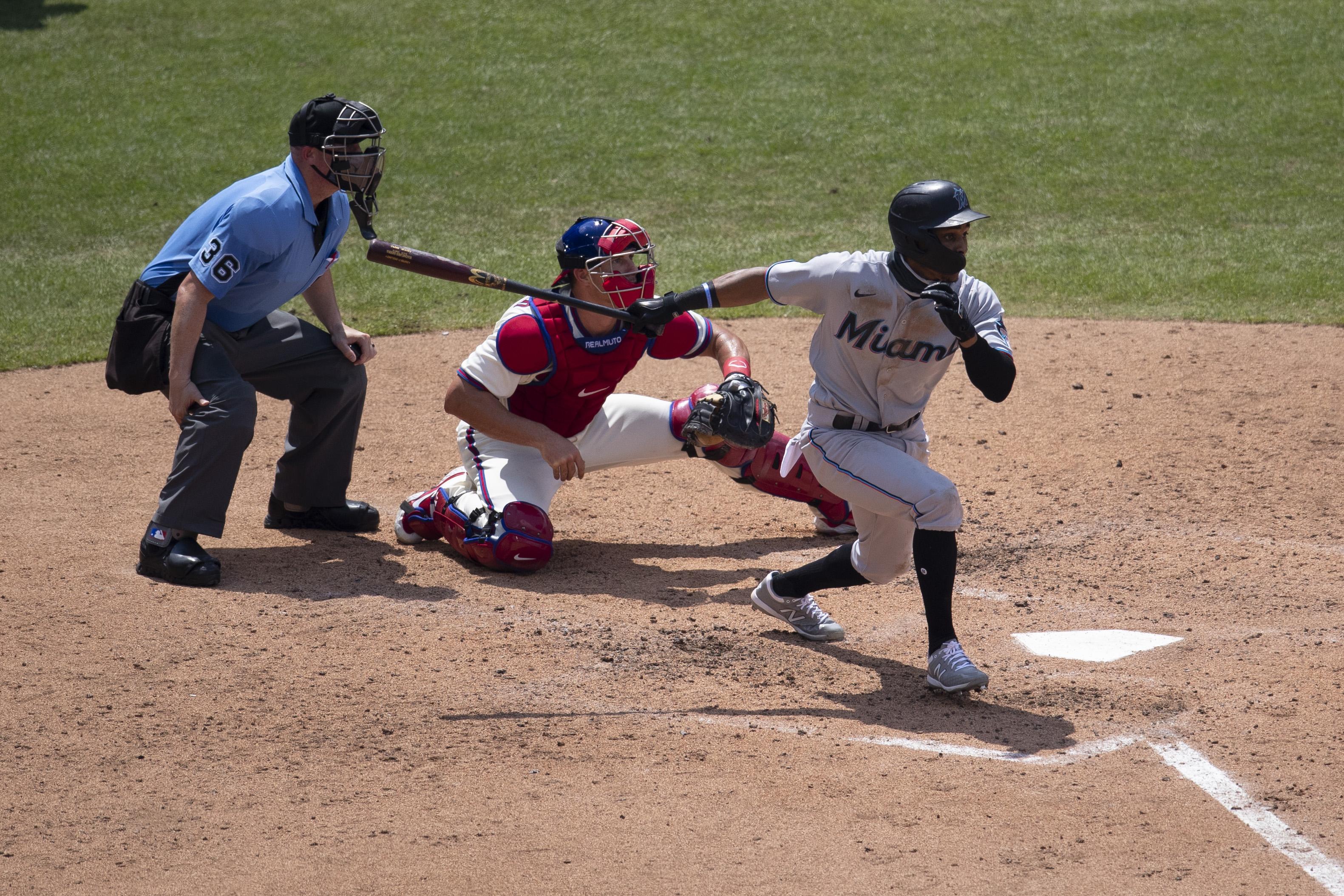 迈阿密Marlins v Philadelphia Phillies