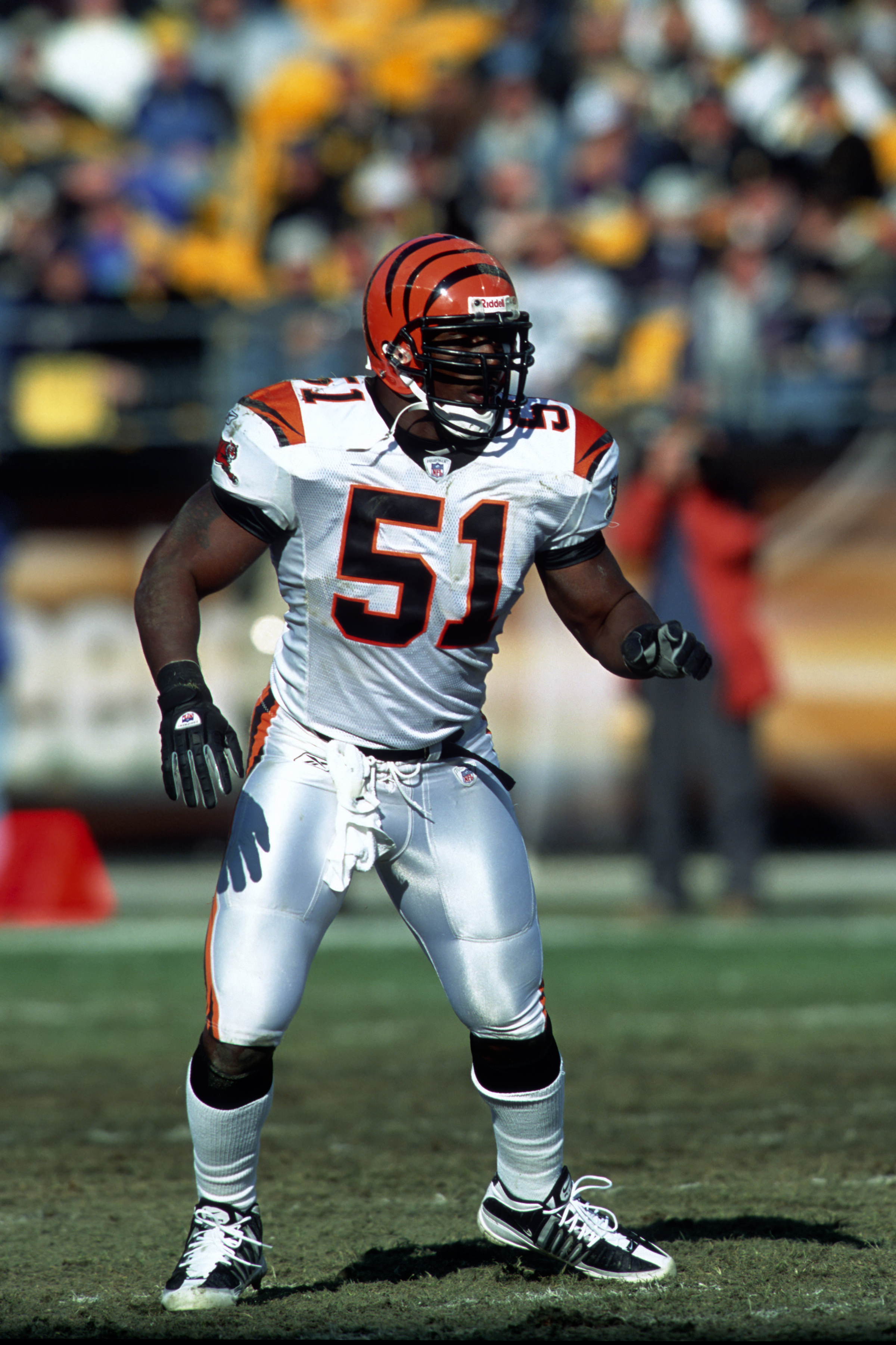 Bengals Takeo Spikes