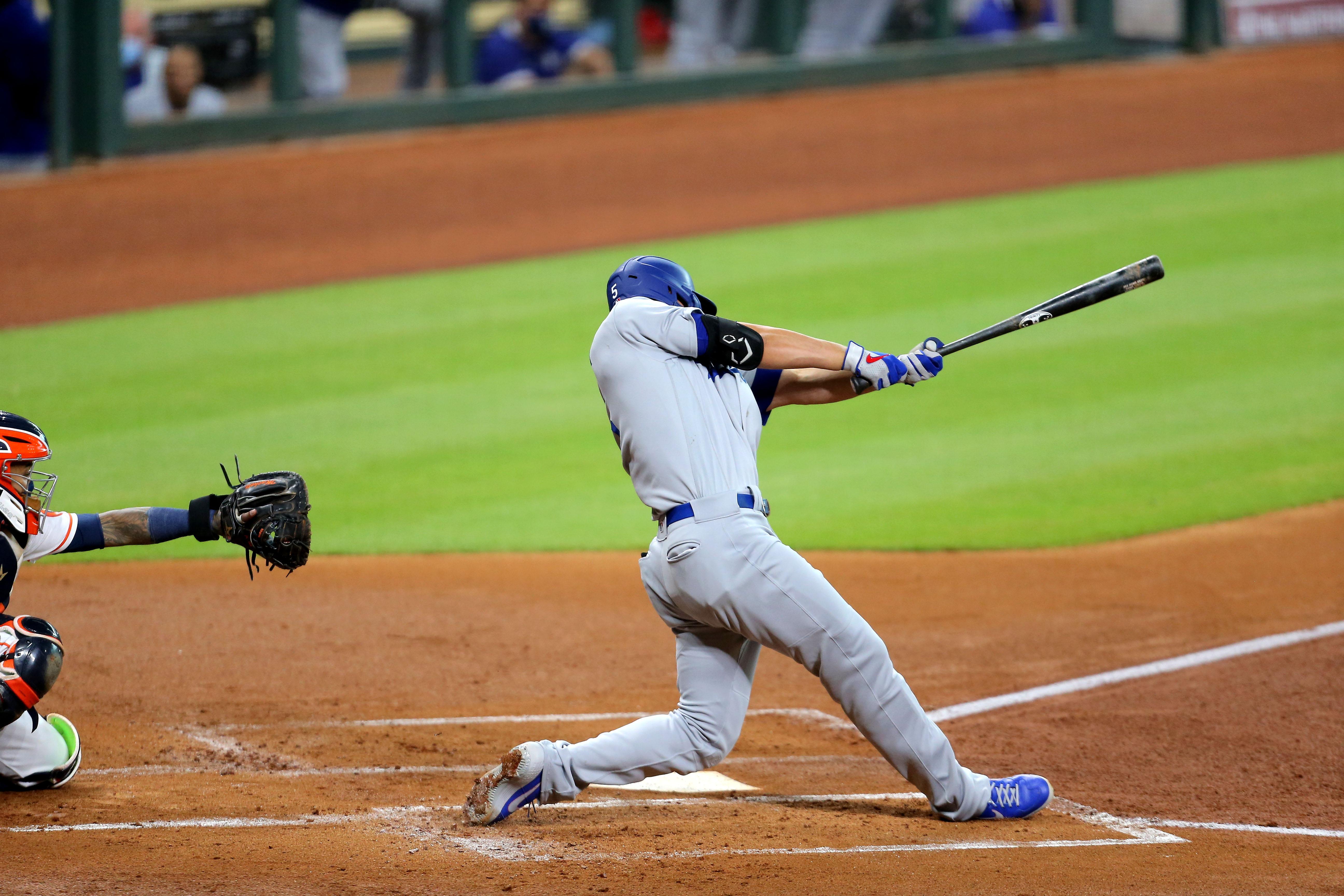 MLB: Los Angeles Dodgers at Houston Astros