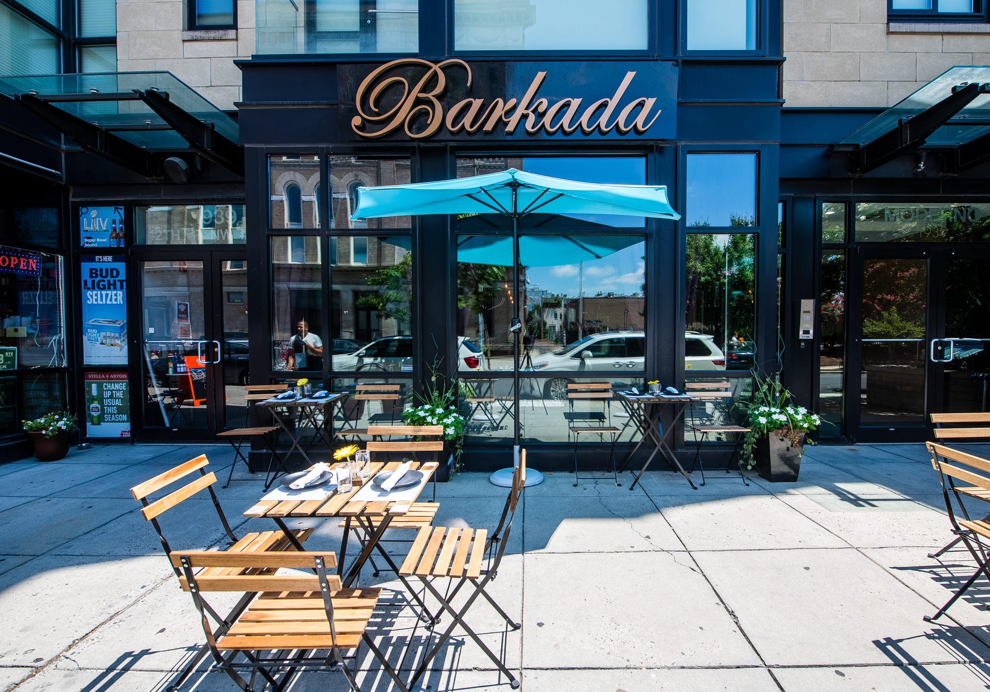 Barkada officially opens tonight at 12th and U Streets NW