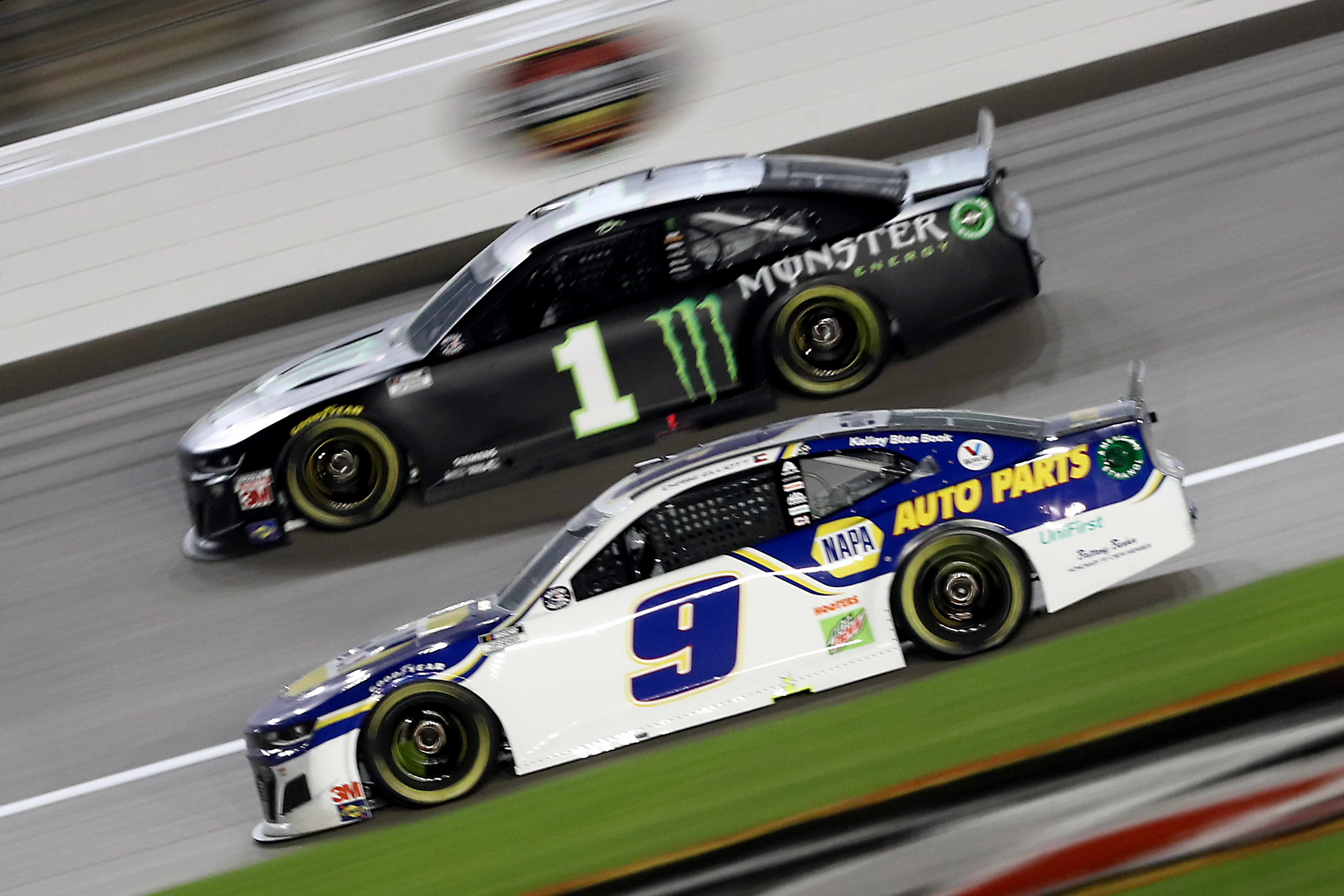 NASCAR Cup Series Super Start Batteries 400 Presented by O'Reilly Auto Parts