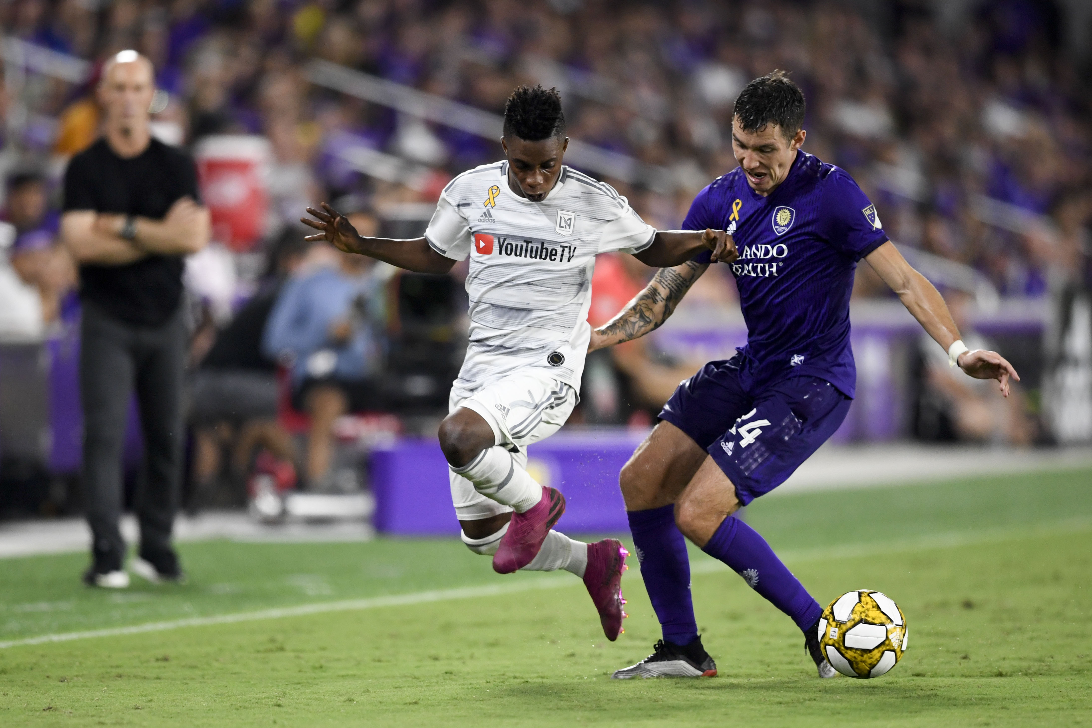 MLS: Los Angeles FC at Orlando City SC