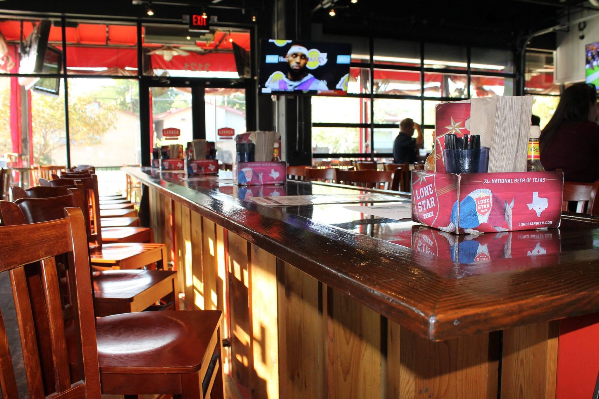 Lavaca Street Bar at South Lamar