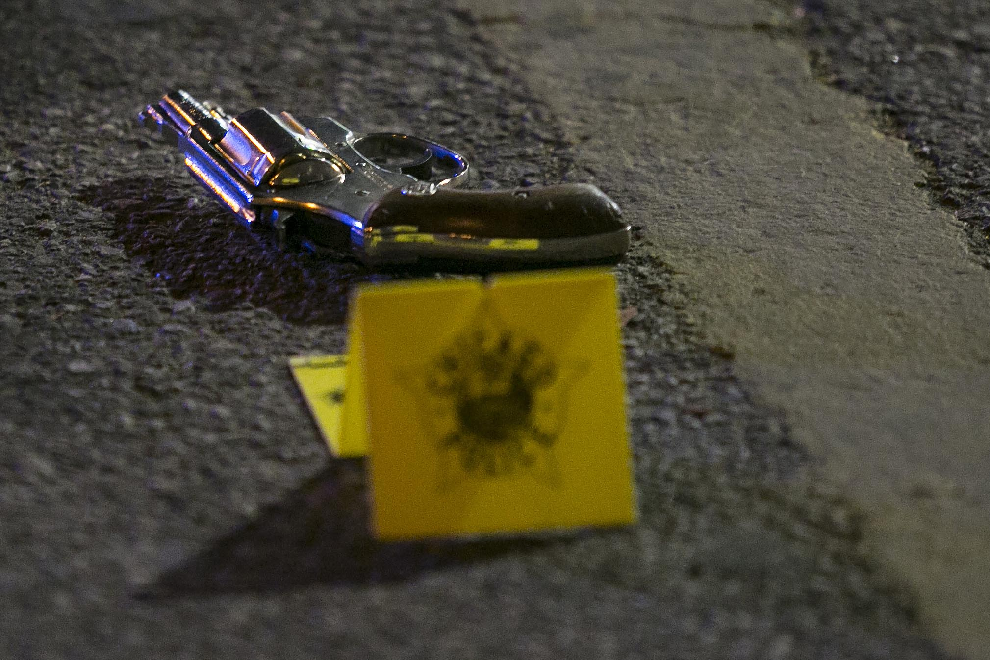 Three people were shot, one of them fatally, Dec. 30, 2020, in Chicago.