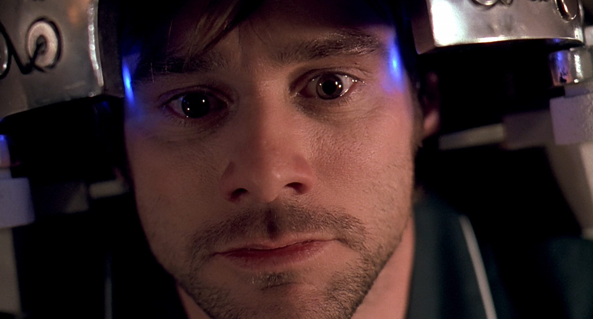 Eternal Sunshine of the Spotless Mind: Joel (Jim Carrey) has his memories erased
