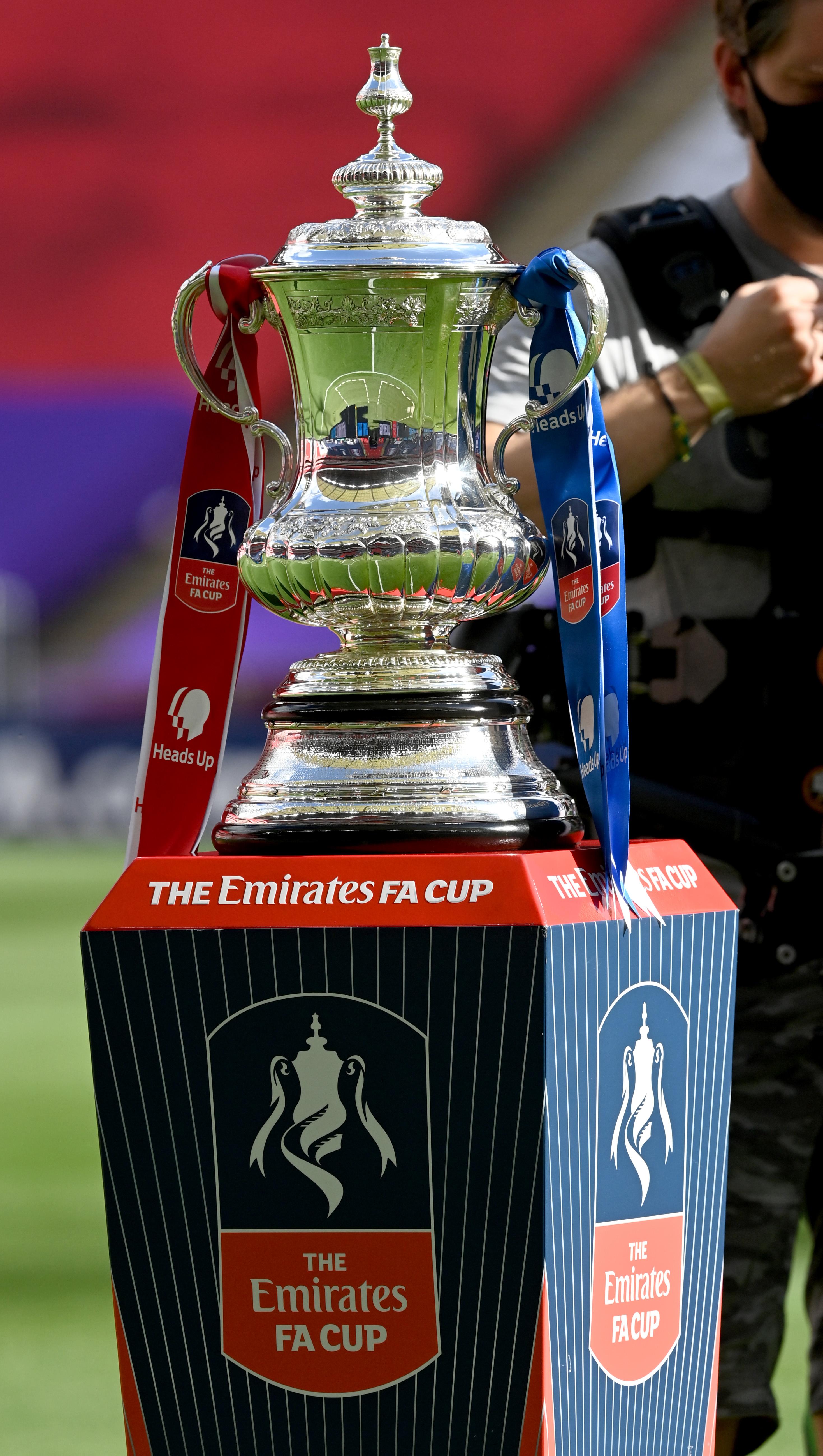 Arsenal v Chelsea - FA Cup Final