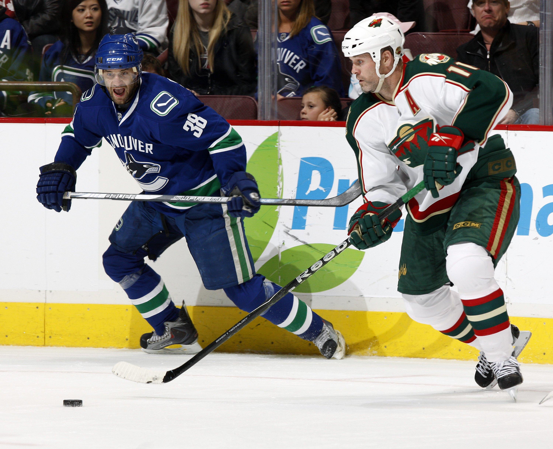 Minnesota Wld v Vancouver Canucks