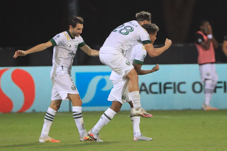 New York City v Portland Timbers: Quarterfinals - MLS Is Back Tournament