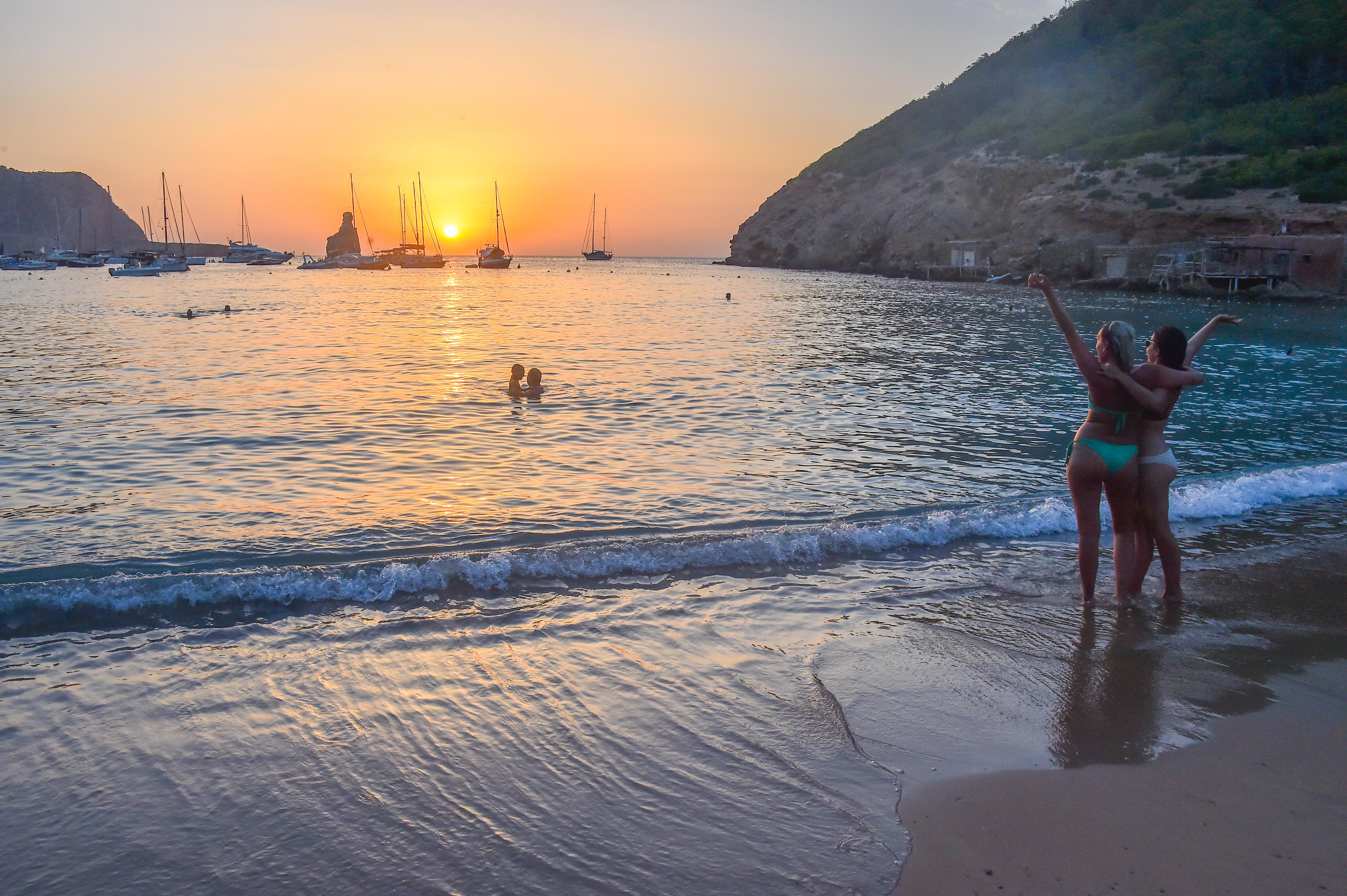 Ibiza and Formentera Beaches General Views